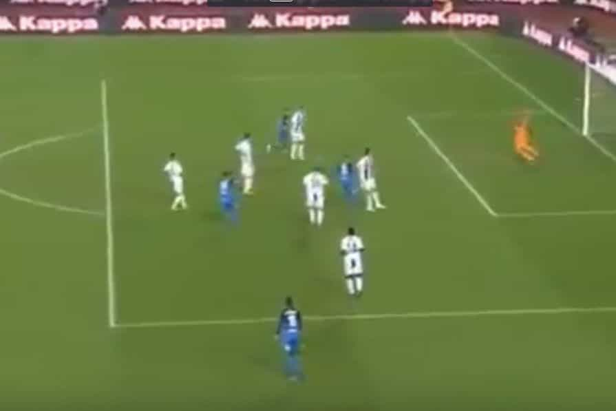 Empoli dá o primeiro 'estalo' na Juve com um golaço de Caputo