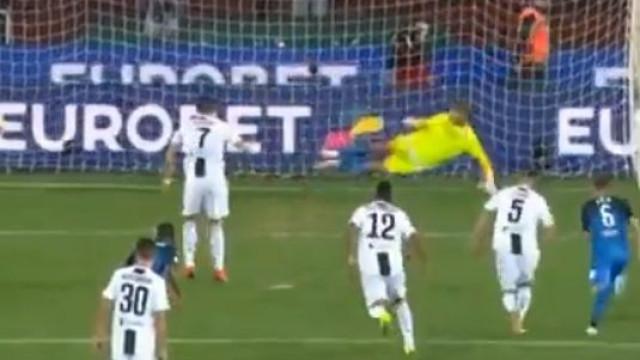 E vão seis para Ronaldo! Português volta a 'estoirar' as redes da Serie A