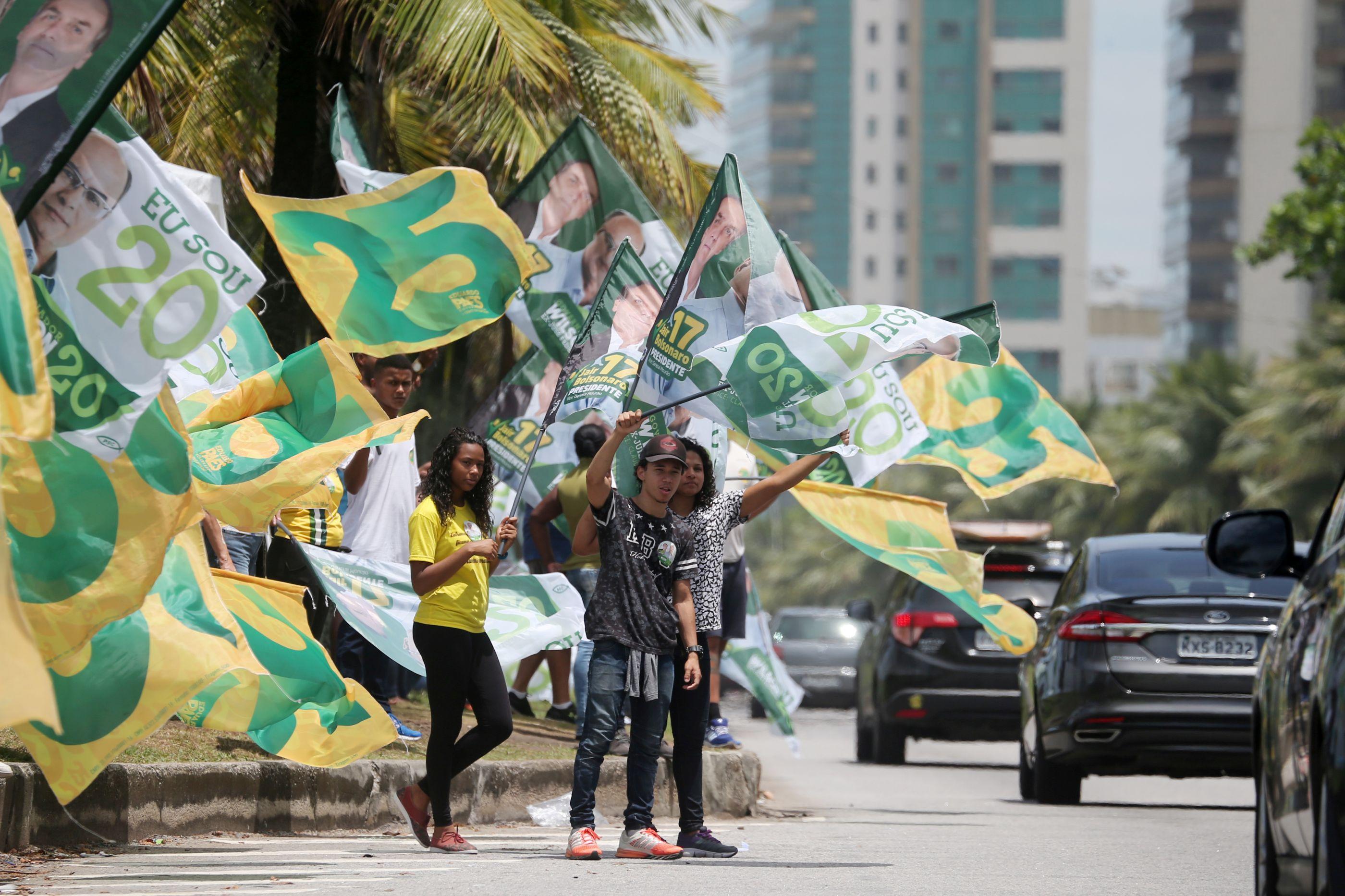 Bolsonaro ou Haddad? É hoje o dia de eleger próximo presidente do Brasil