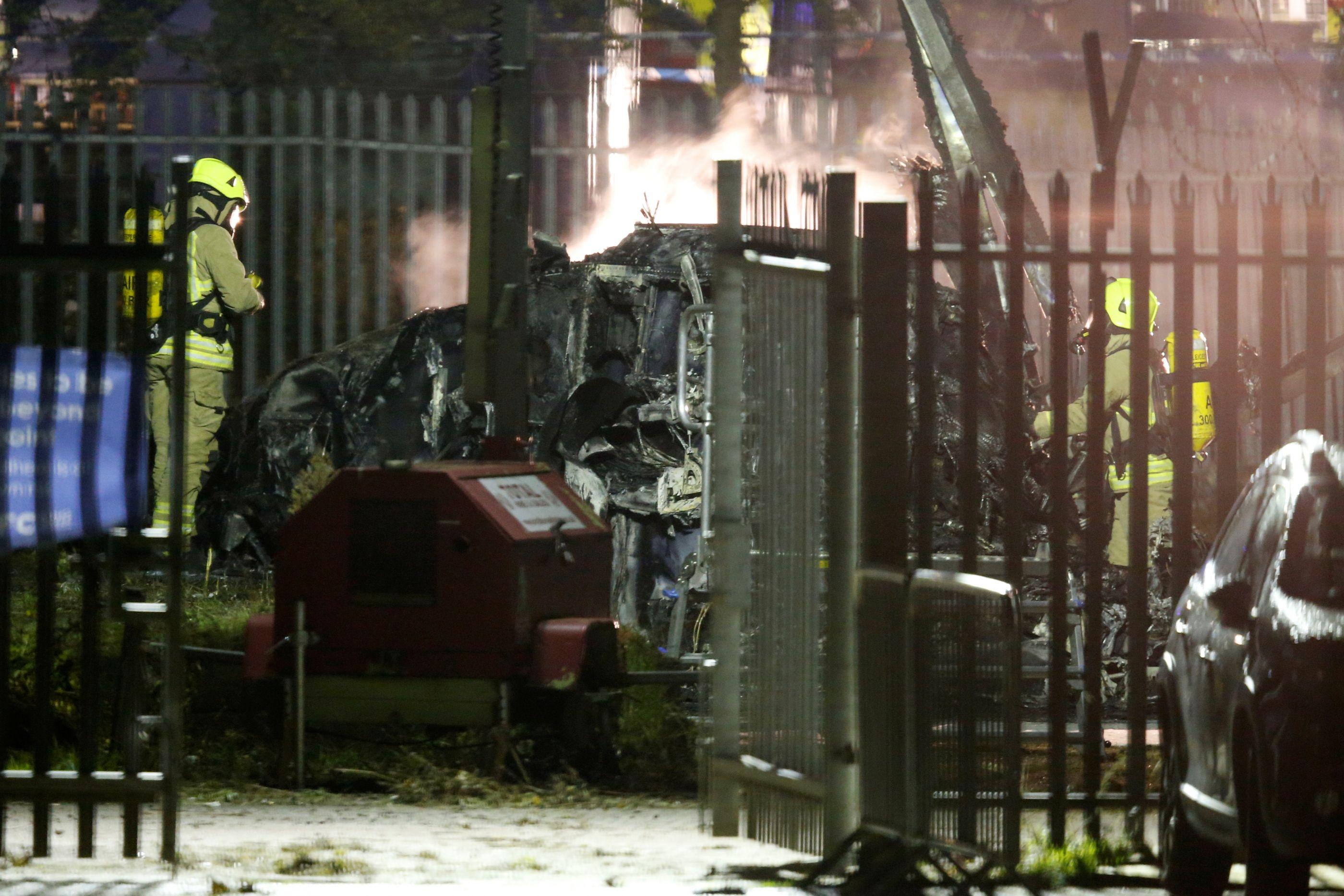 Piloto de helicóptero do Leicester pode ter evitado tragédia ainda maior