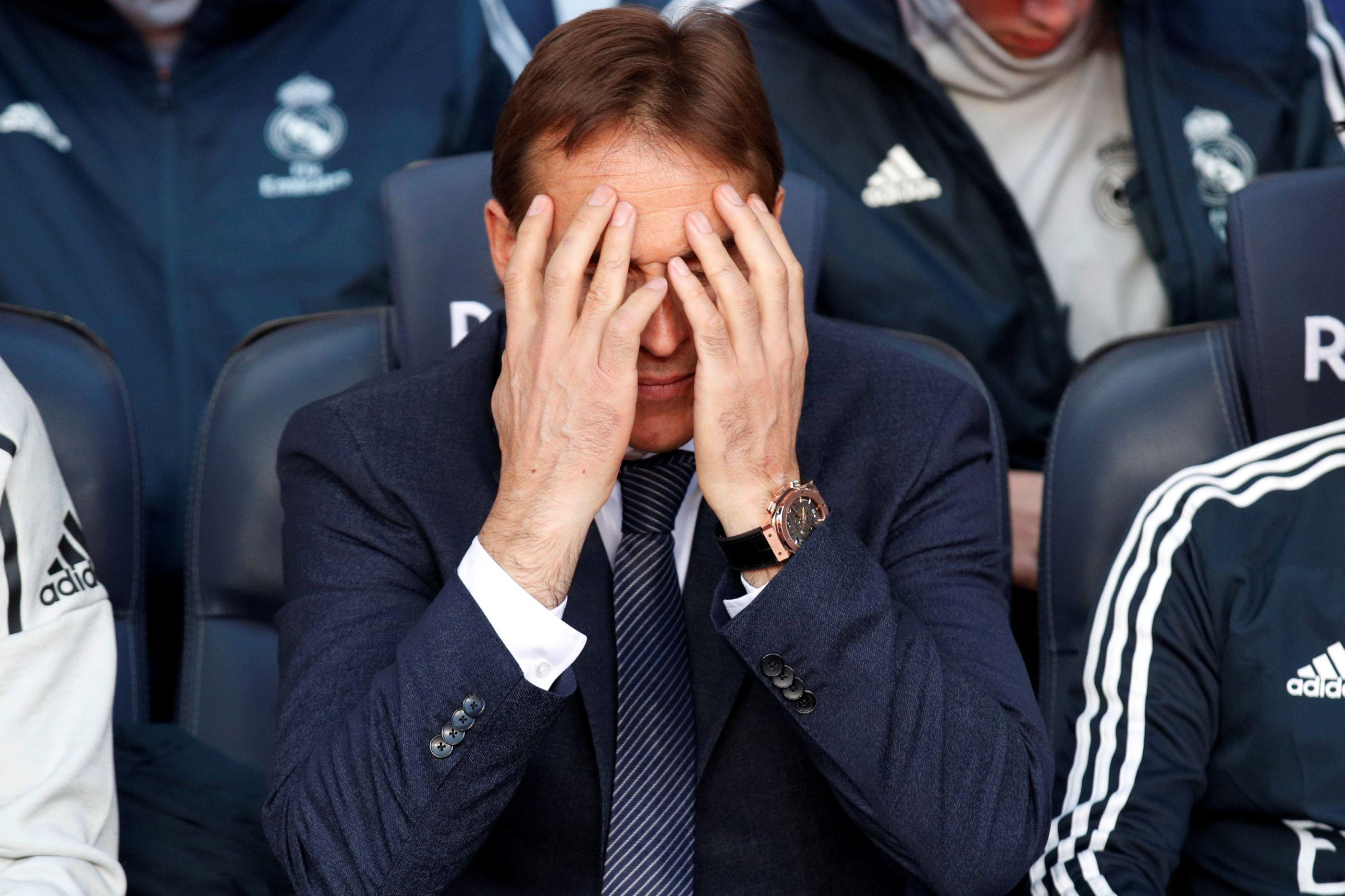 Real Madrid demite Lopetegui, avança a imprensa espanhola