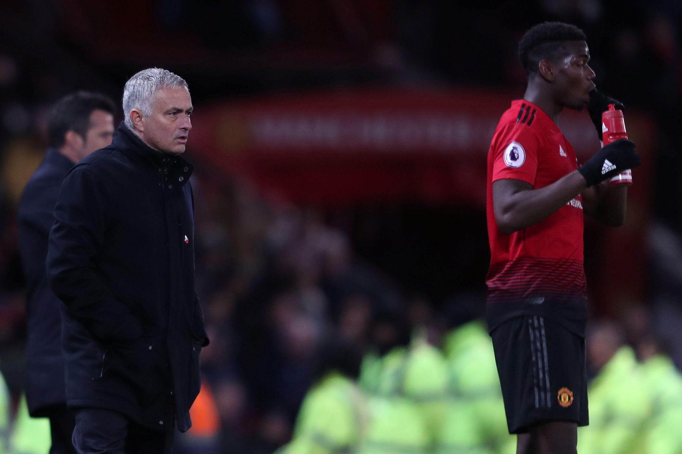 """Pogba sobre Mourinho: """"Talvez tenhamos perdido confiança..."""""""