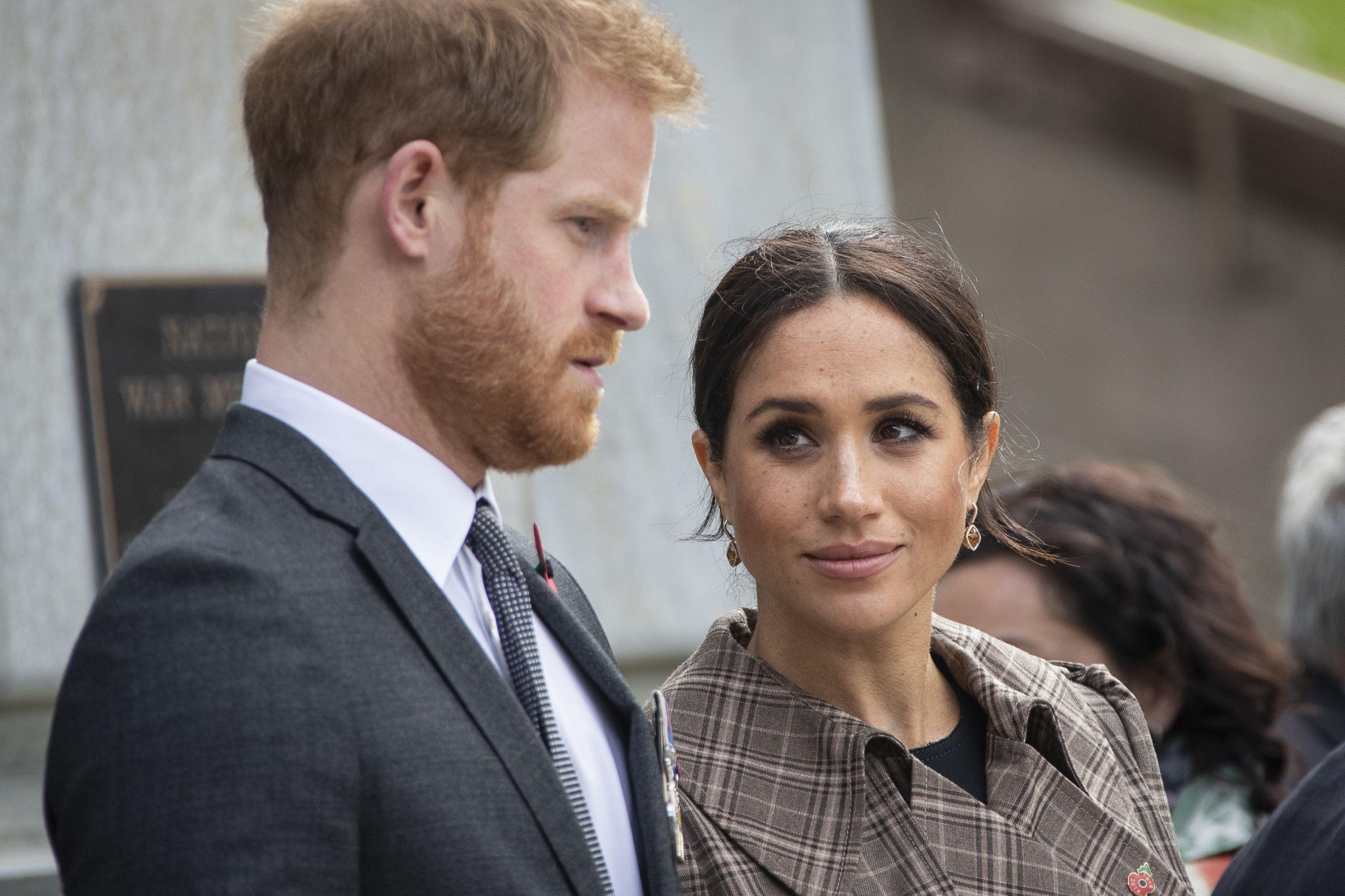 A fotografia única que Meghan Markle tirou ao príncipe Harry