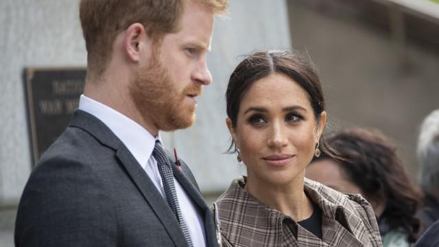 Mudança de Harry e Meghan Markle para África poderá sair cara