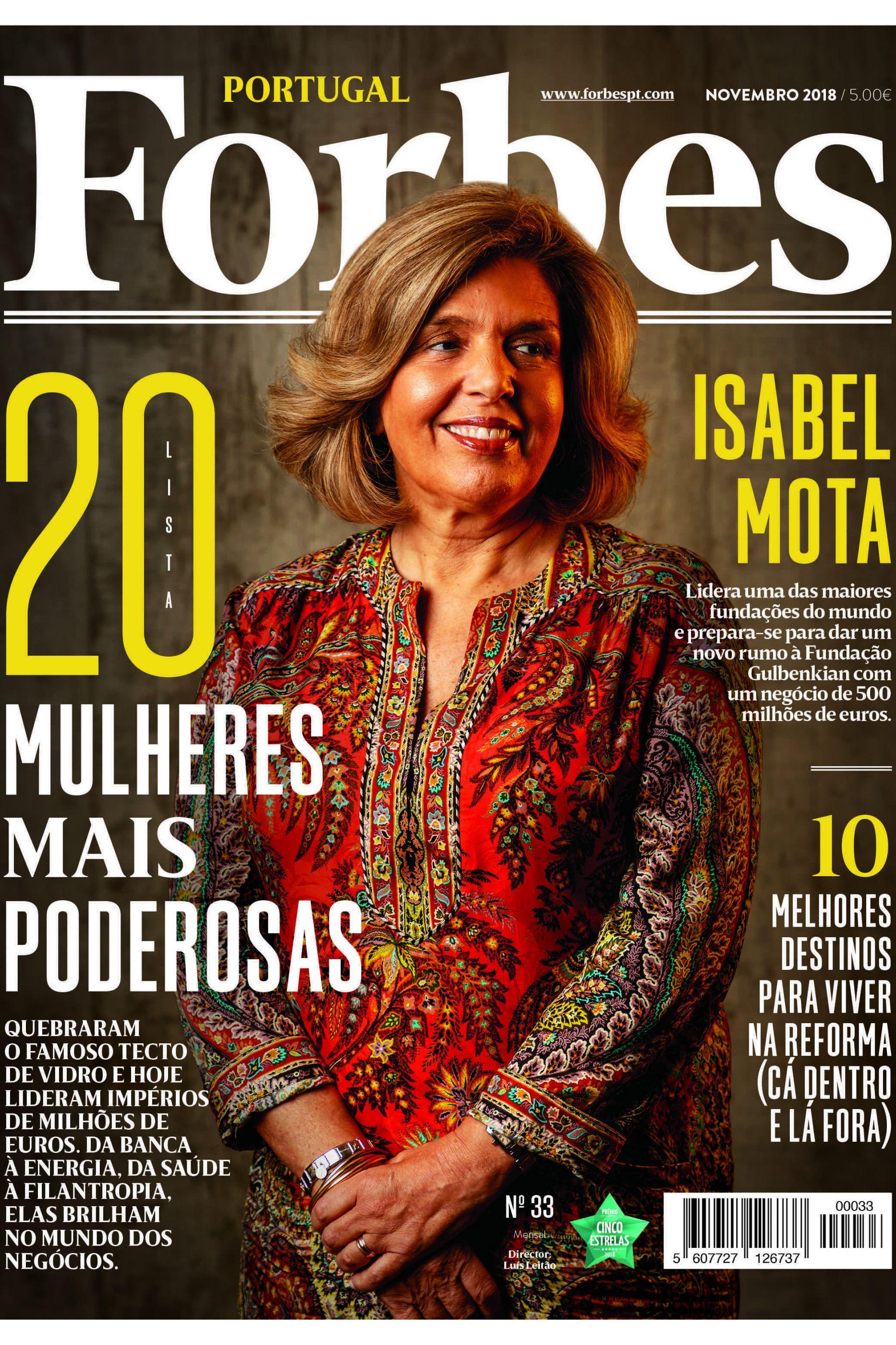 E as mulheres portuguesas mais poderosas no mundo dos negócios são...