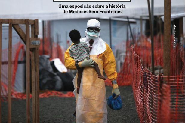 """""""Doenças e feridas matam, mas o silêncio também"""". A exposição dos MSF"""