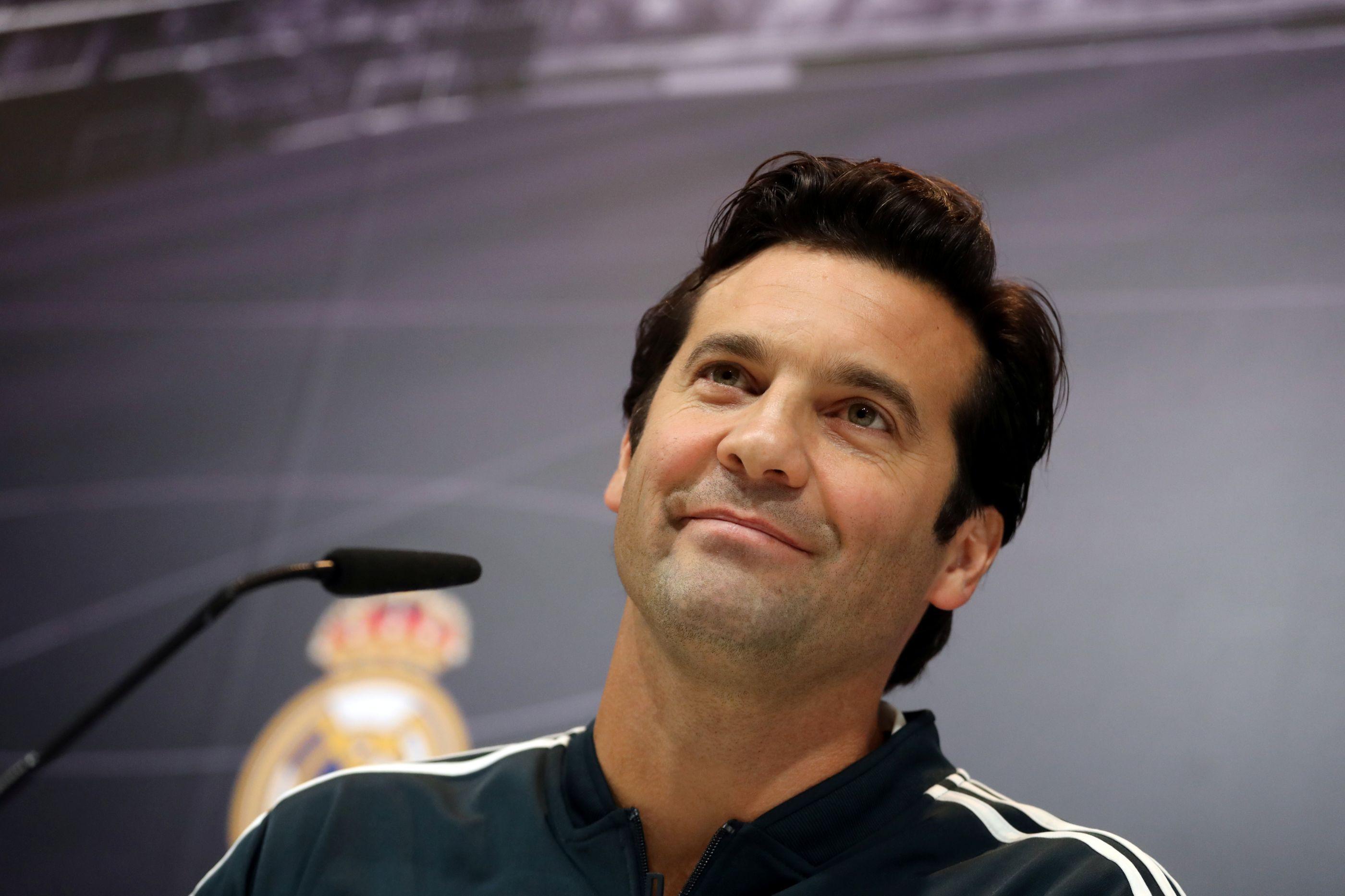 Oficial: Solari já não é treinador interino do Real Madrid