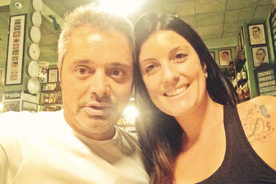 """Ex-namorada de Gil Sousa em """"lágrimas"""" após morte de joalheiro"""