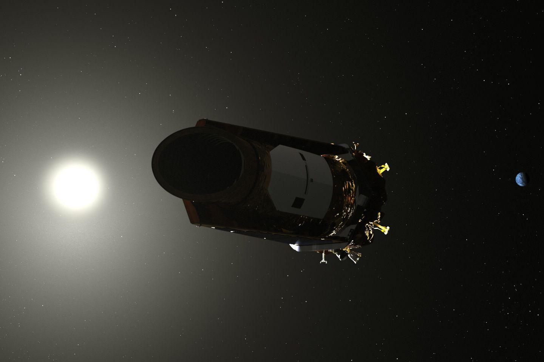 Telescópio Kepler 'reforma-se' após 'caçar' mais de 2.600 exoplanetas