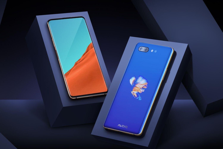 Nubia. Novo smartphone tem um ecrã especial só para selfies