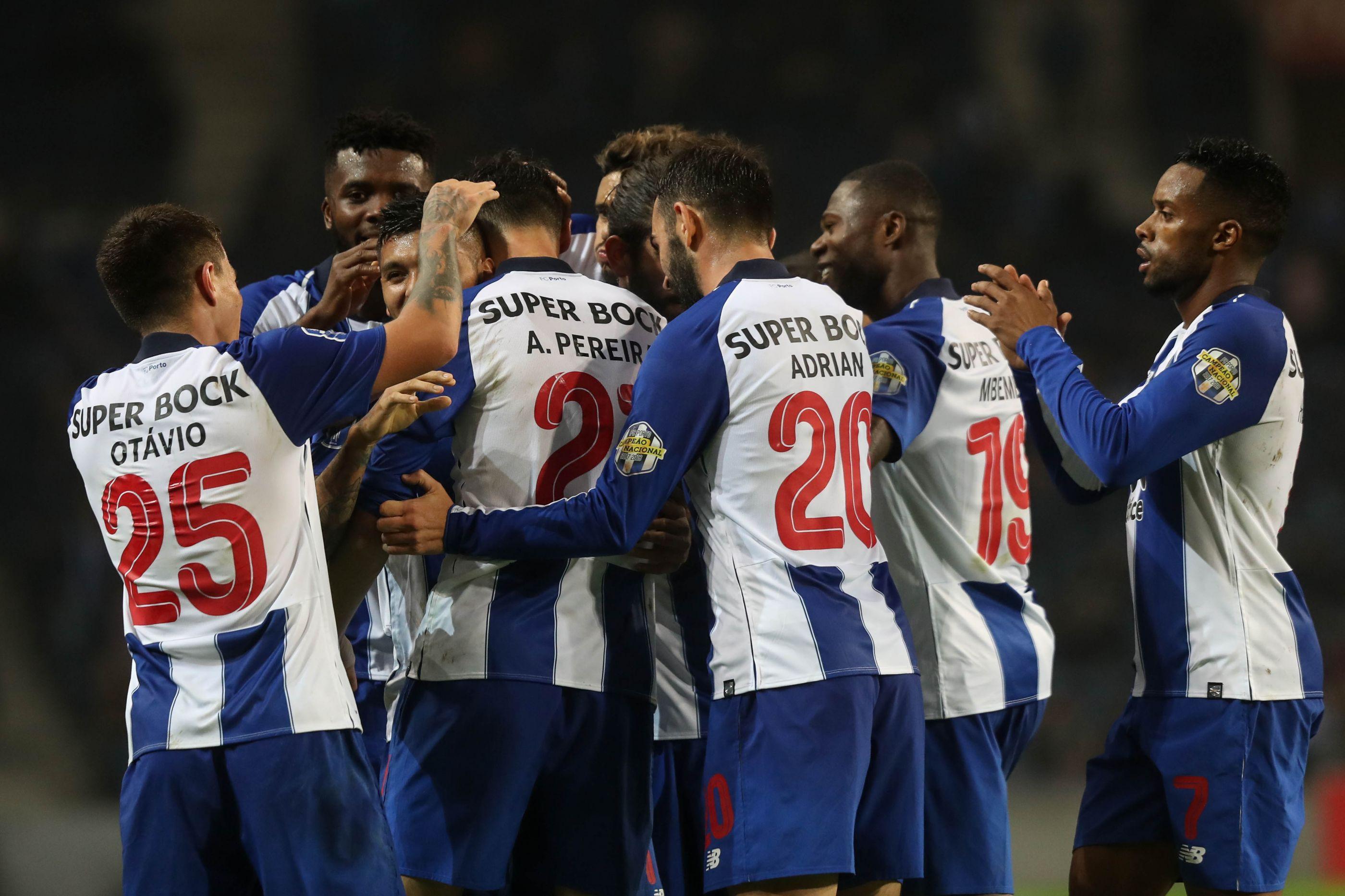 [0-0] Marítimo-FC Porto: Soares 'assusta' as redes insulares