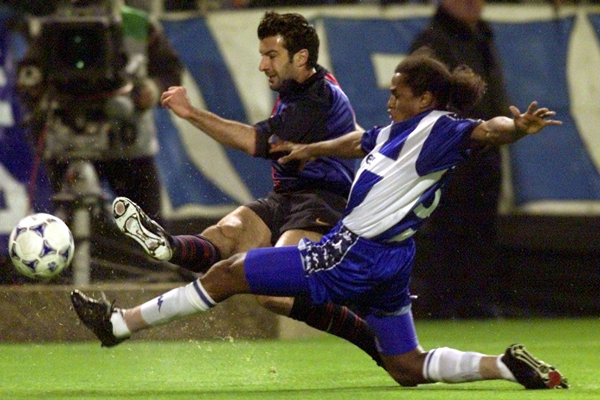 Antigo lateral do FC Porto Esquerdinha morre aos 46 anos