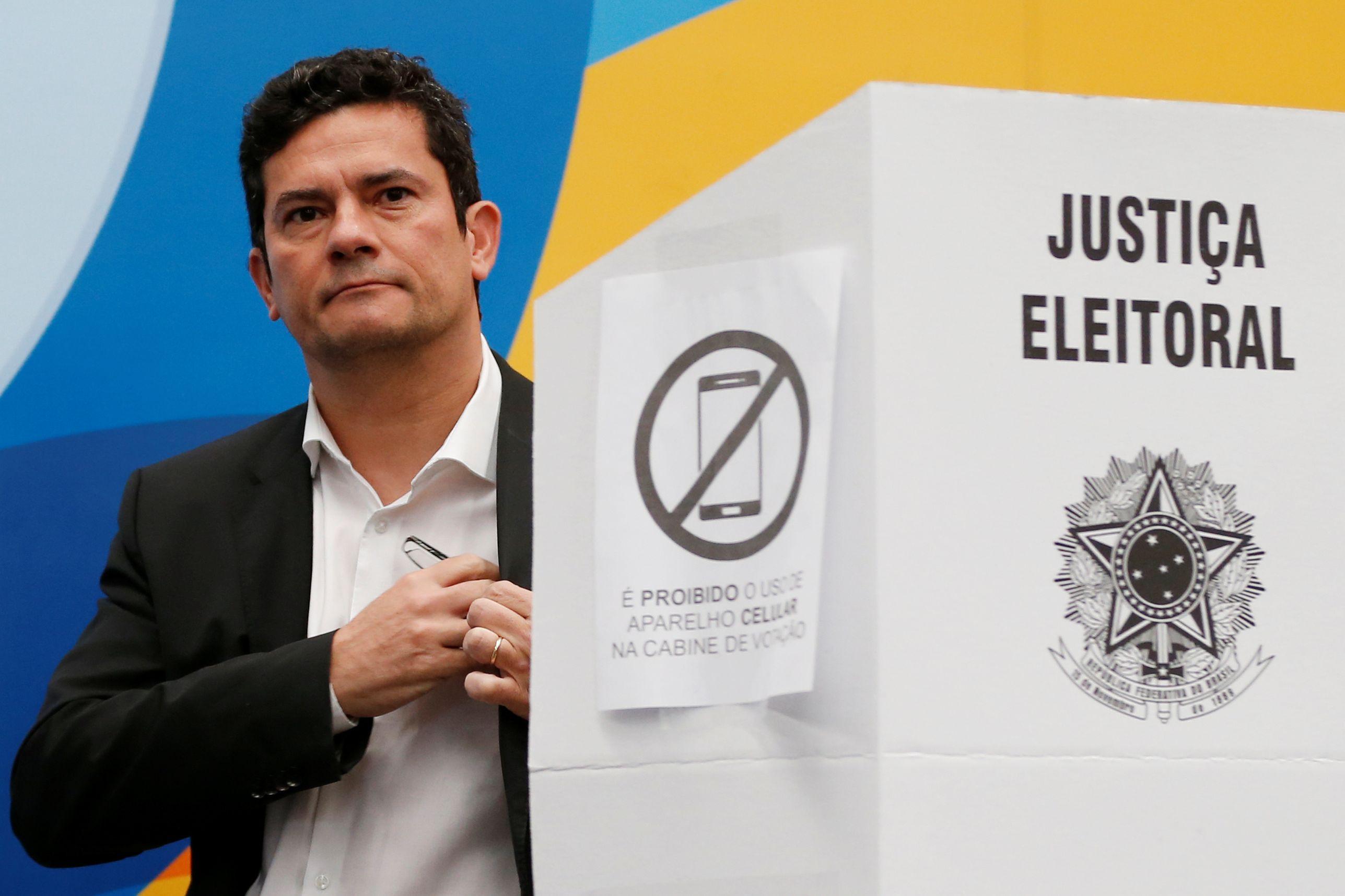 """""""Não sou um homem da política"""", disse novo ministro da Justiça em 2016"""