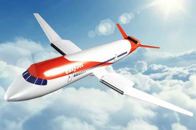 EasyJet quer ter primeiro avião elétrico em 2019