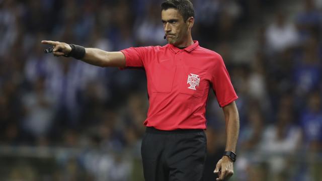 Já há árbitro para o Benfica-Moreirense