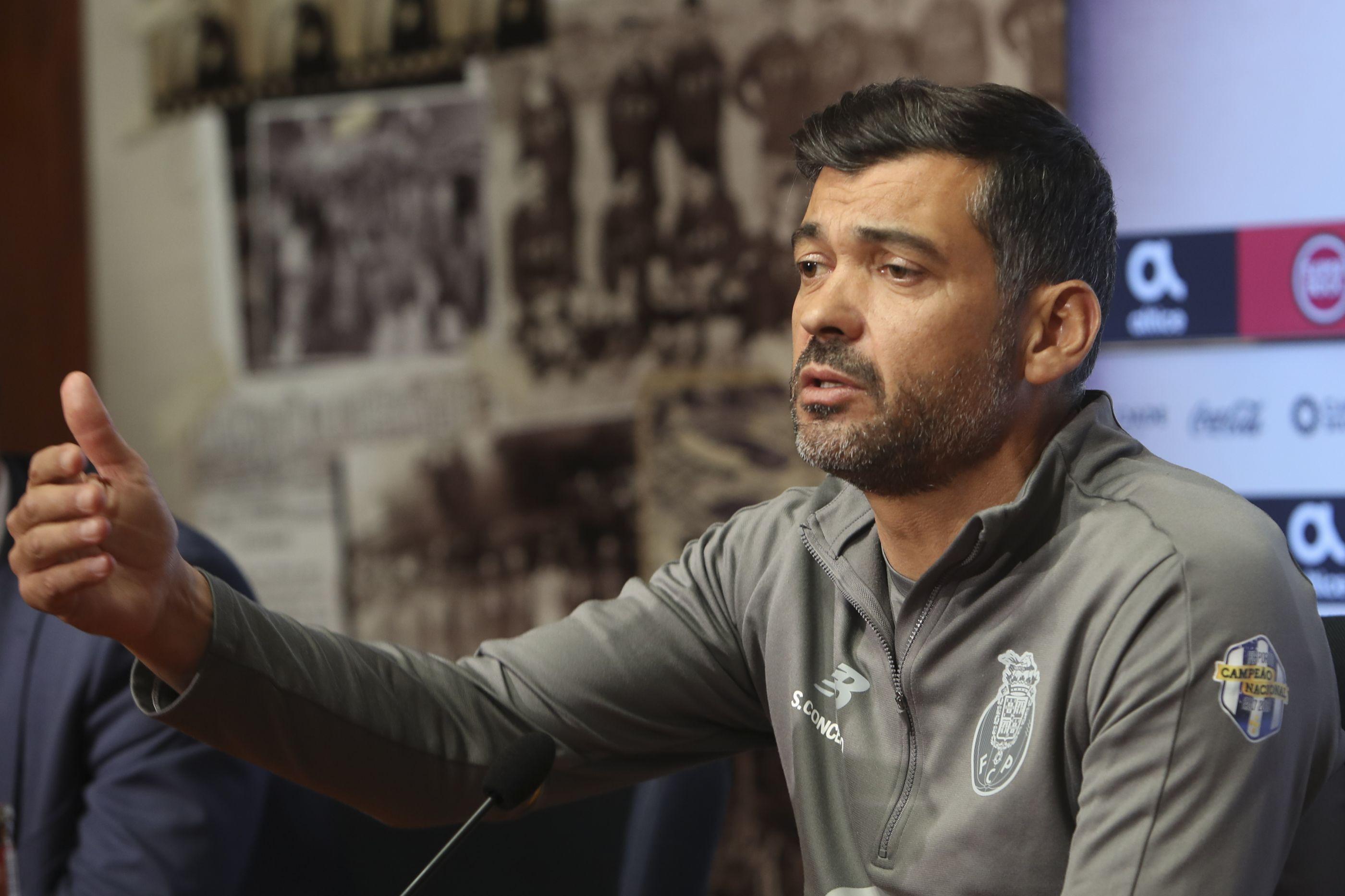 Sérgio Conceição: O Sporting, as dúvidas e as soluções para o caos