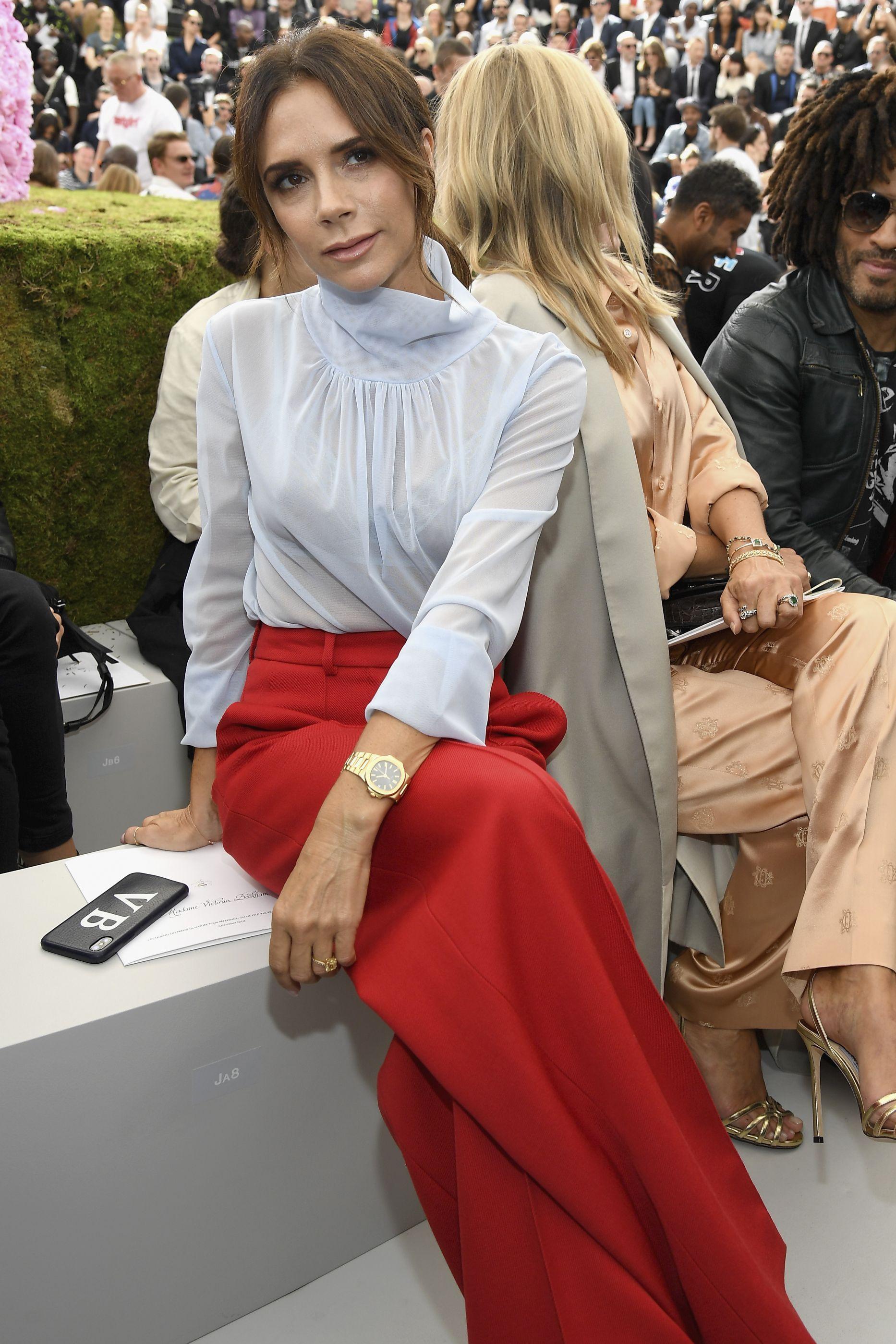Victoria Beckham começou a moda de beber vinagre. Será saudável?