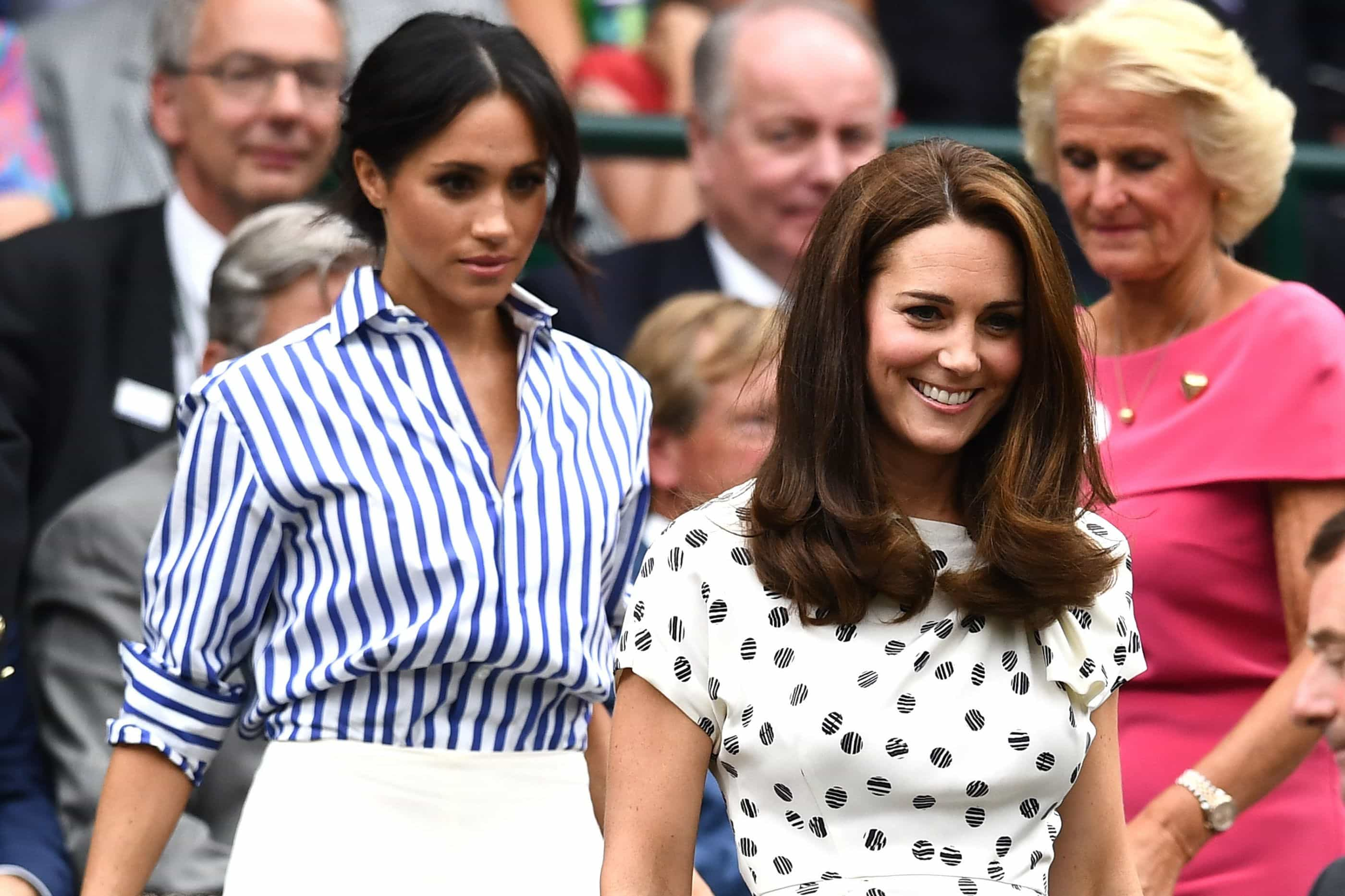 Kate Middleton continua a ser mais influente do que Meghan Markle