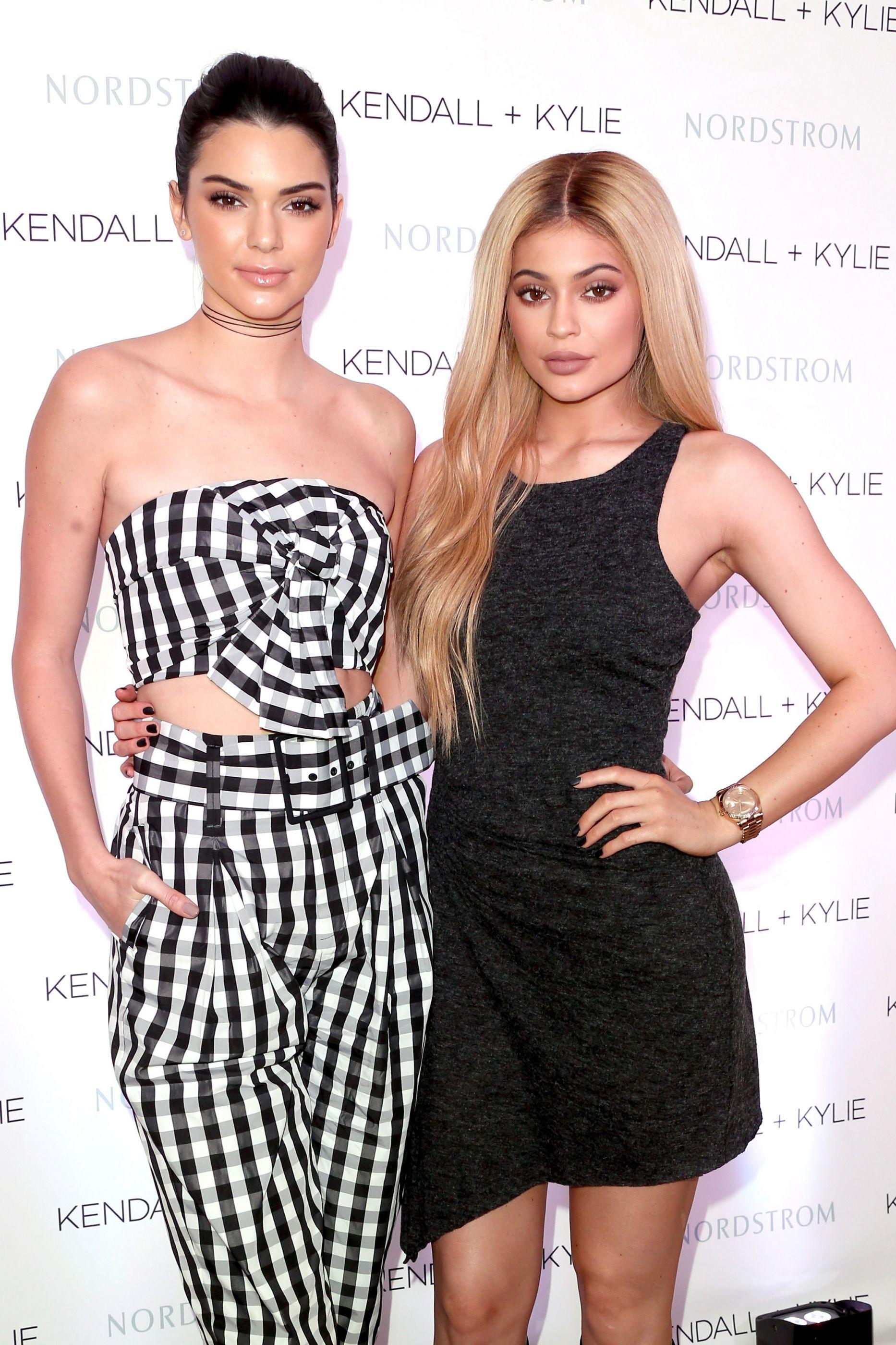 Kendall Jenner chorava porque Kylie tinha mais amigos do que ela