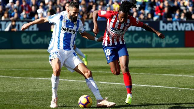 Atlético de Madrid dá 20 milhões e um jogador por Gelson