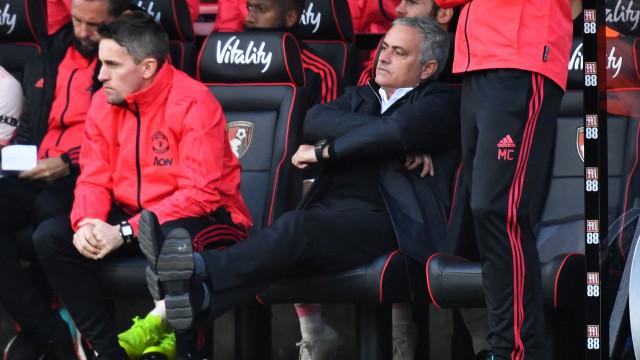 """""""Penso que o tempo de Mourinho já passou"""""""
