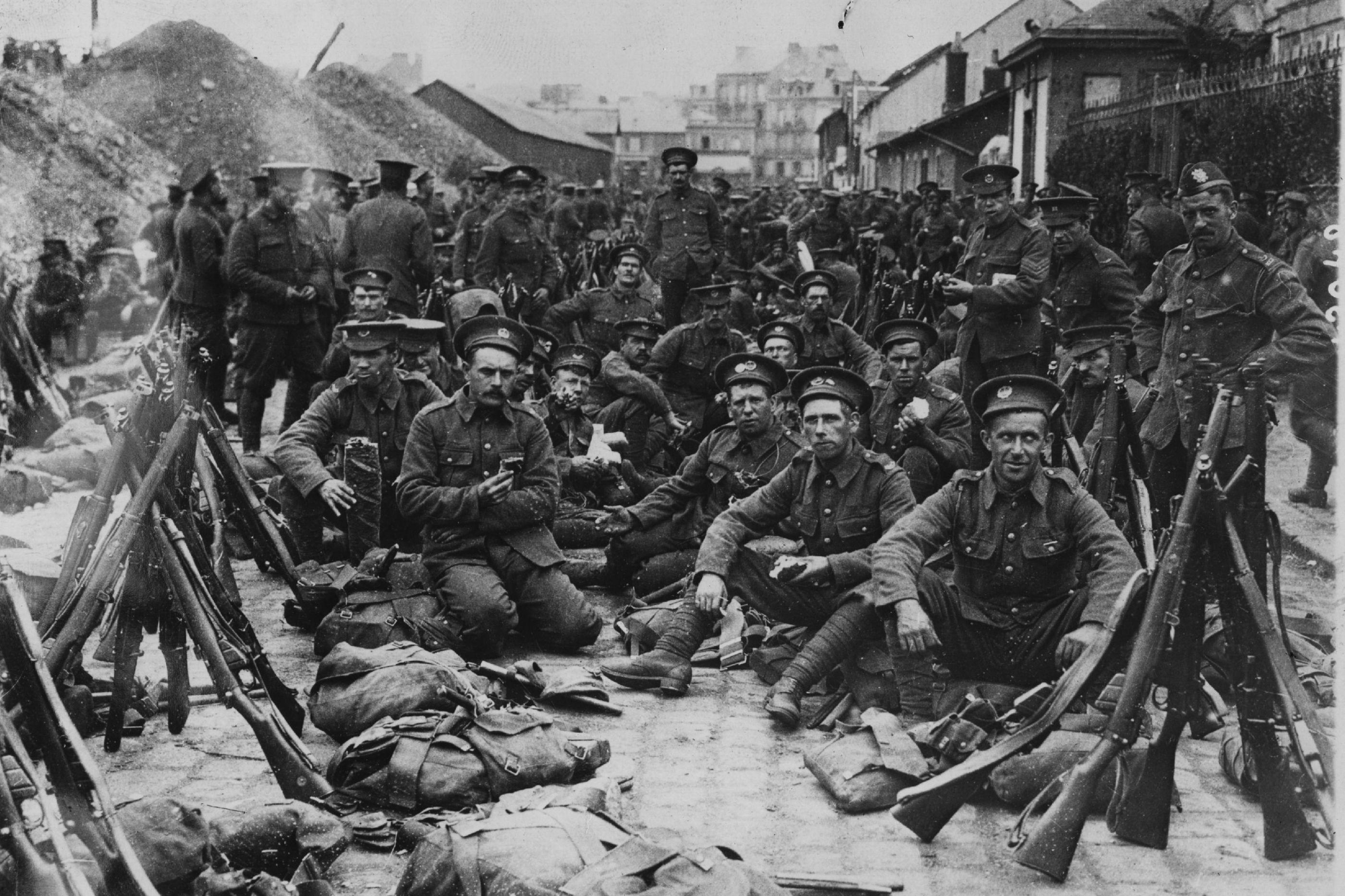 Parada militar em Lisboa assinala hoje cem anos do fim da I Grande Guerra
