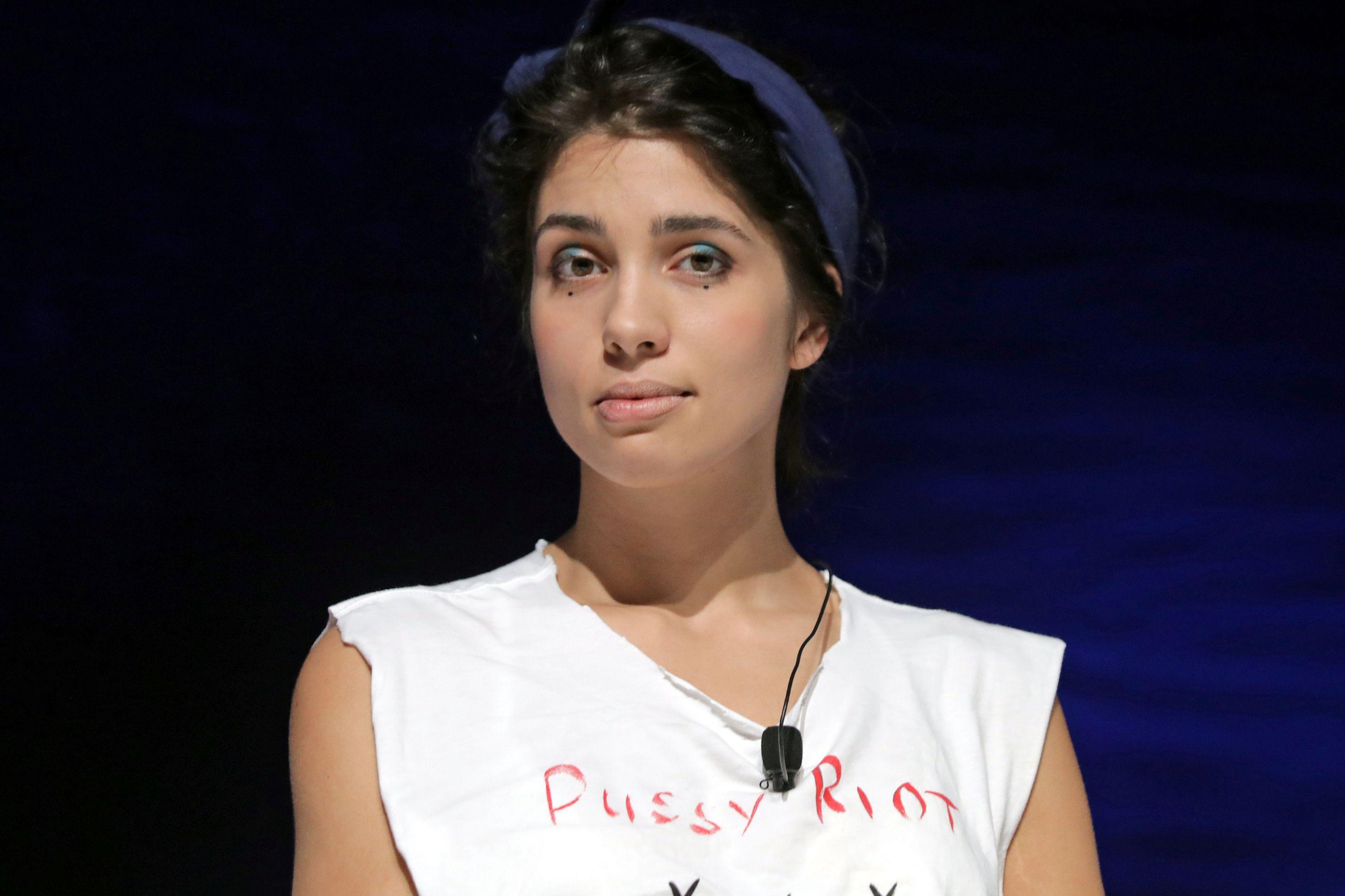 Fundadora das Pussy Riot está hoje no Porto