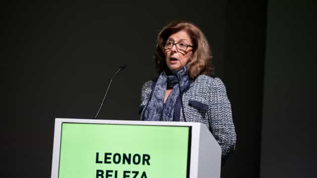Leonor Beleza pede aos jovens que se envolvam na defesa da Europa