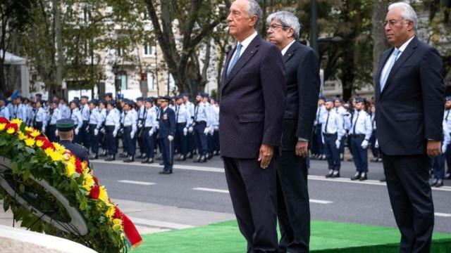 As imagens da maior parada militar dos últimos 100 anos em Lisboa