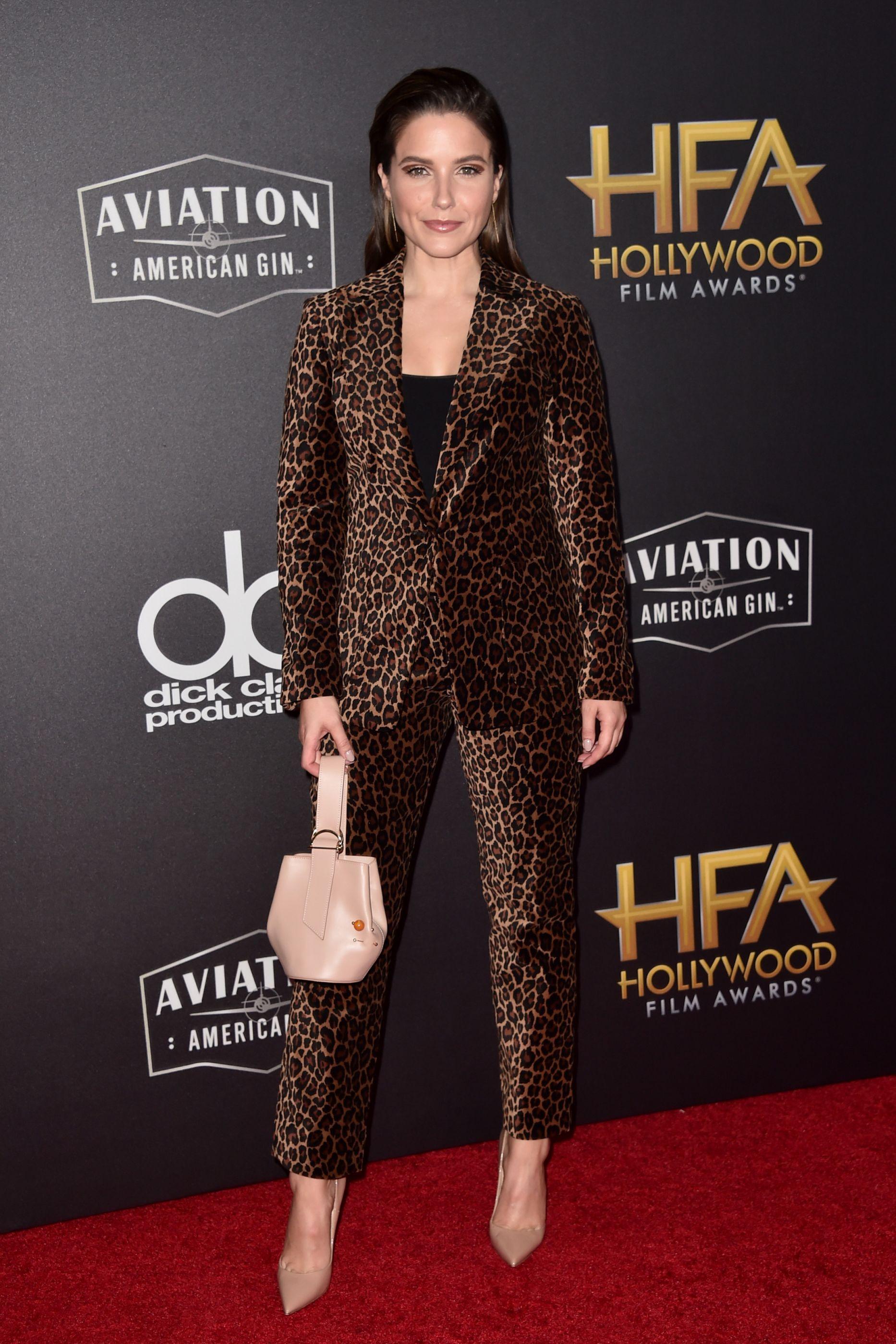 Os famosos que não faltaram à gala dos Hollywood Film Awards