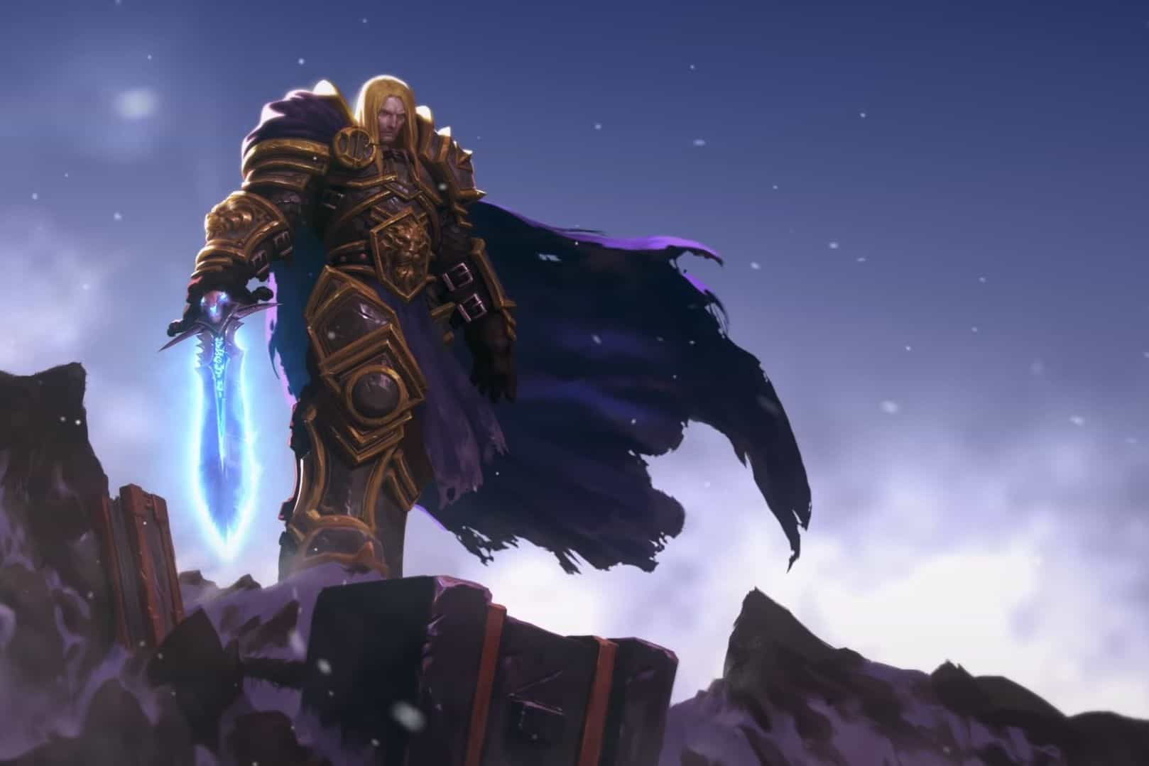 Clássico renascido. 'Warcraft III' terá direito a uma versão moderna