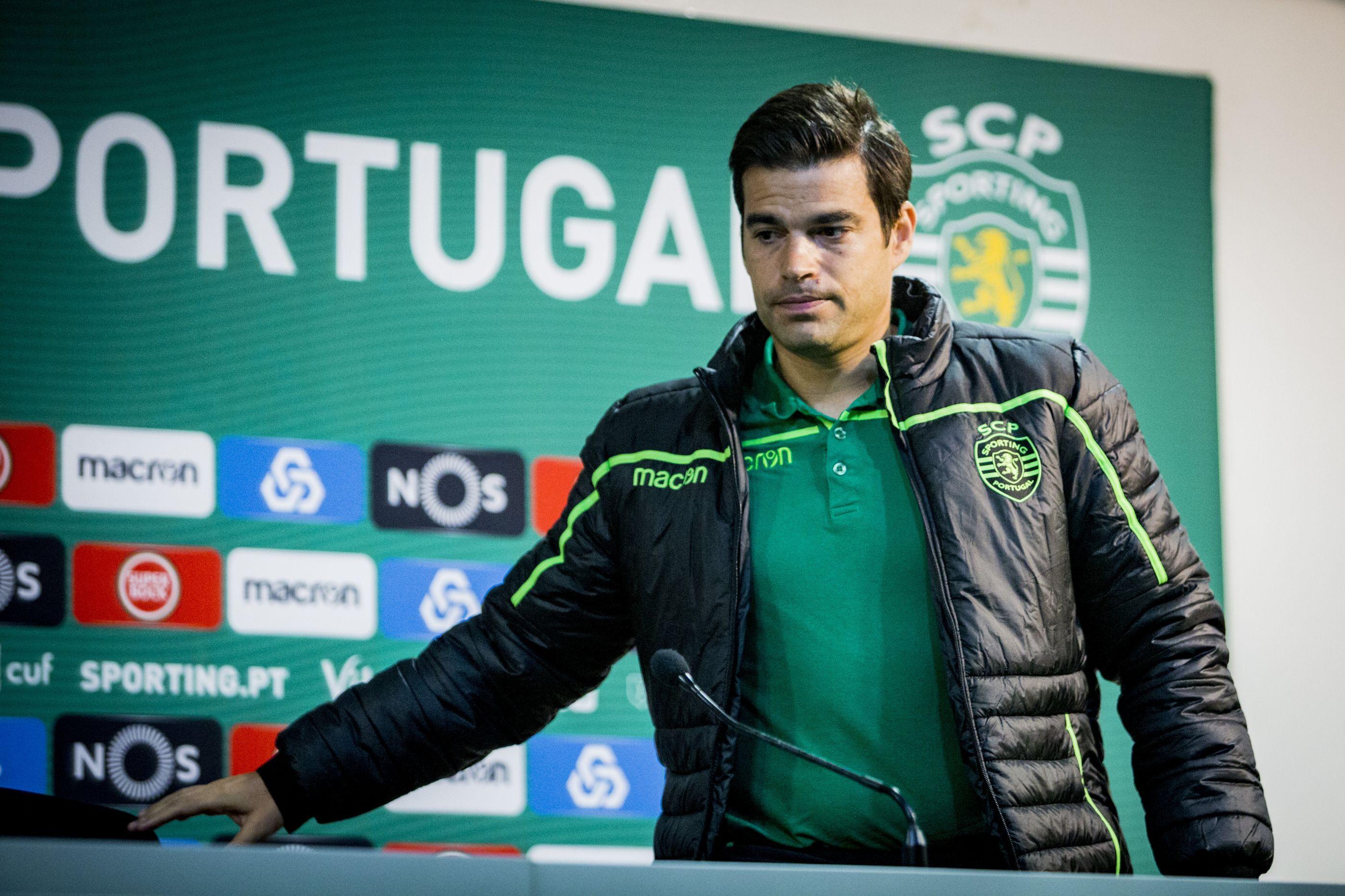 Tiago Fernandes negoceia a sua saída do Sporting para rumar ao Chaves