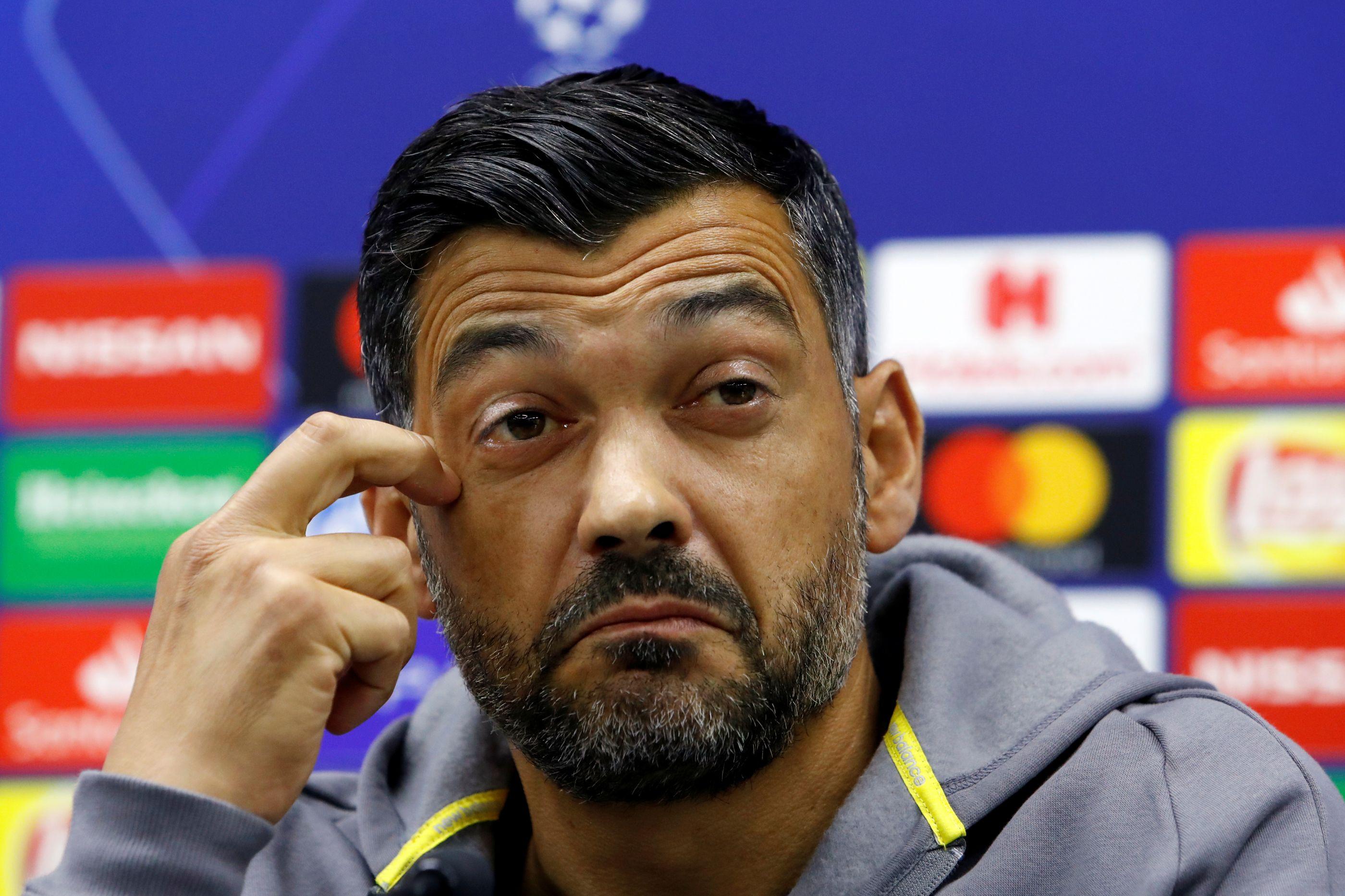 """""""Todos previam que ia ser complicado para nós e fácil para o Benfica"""""""