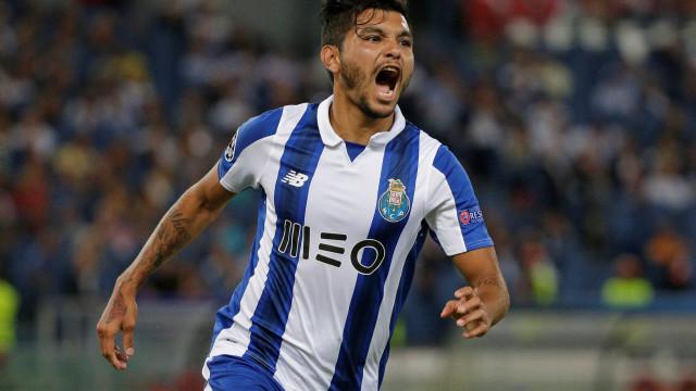 FC Porto emite comunicado para clarificar lesão de Corona