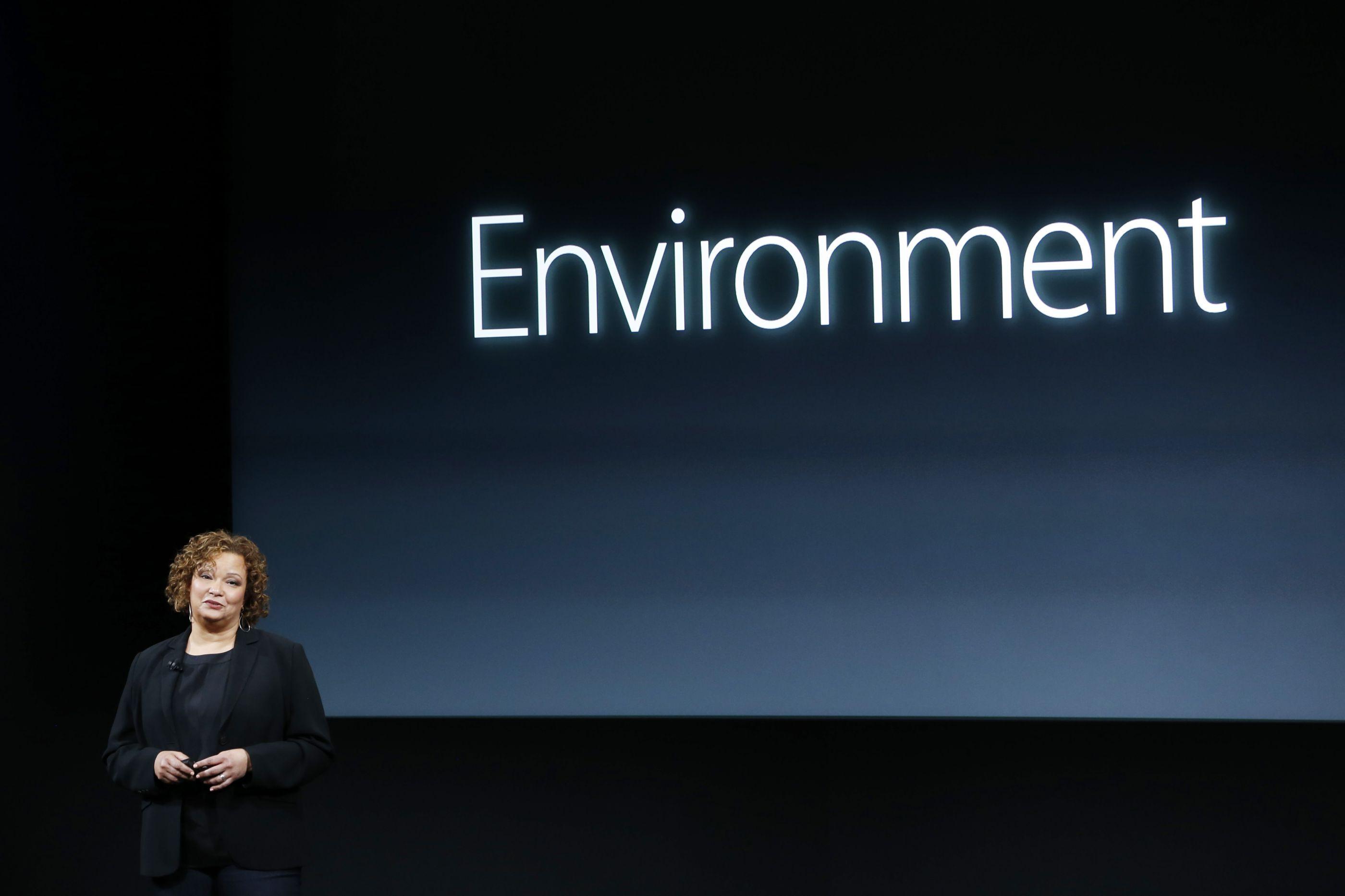 Apple mantém compromissos de Acordo de Paris apesar de saída dos EUA