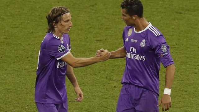 """""""Vender Cristiano Ronaldo foi um erro histórico para o Real Madrid"""""""