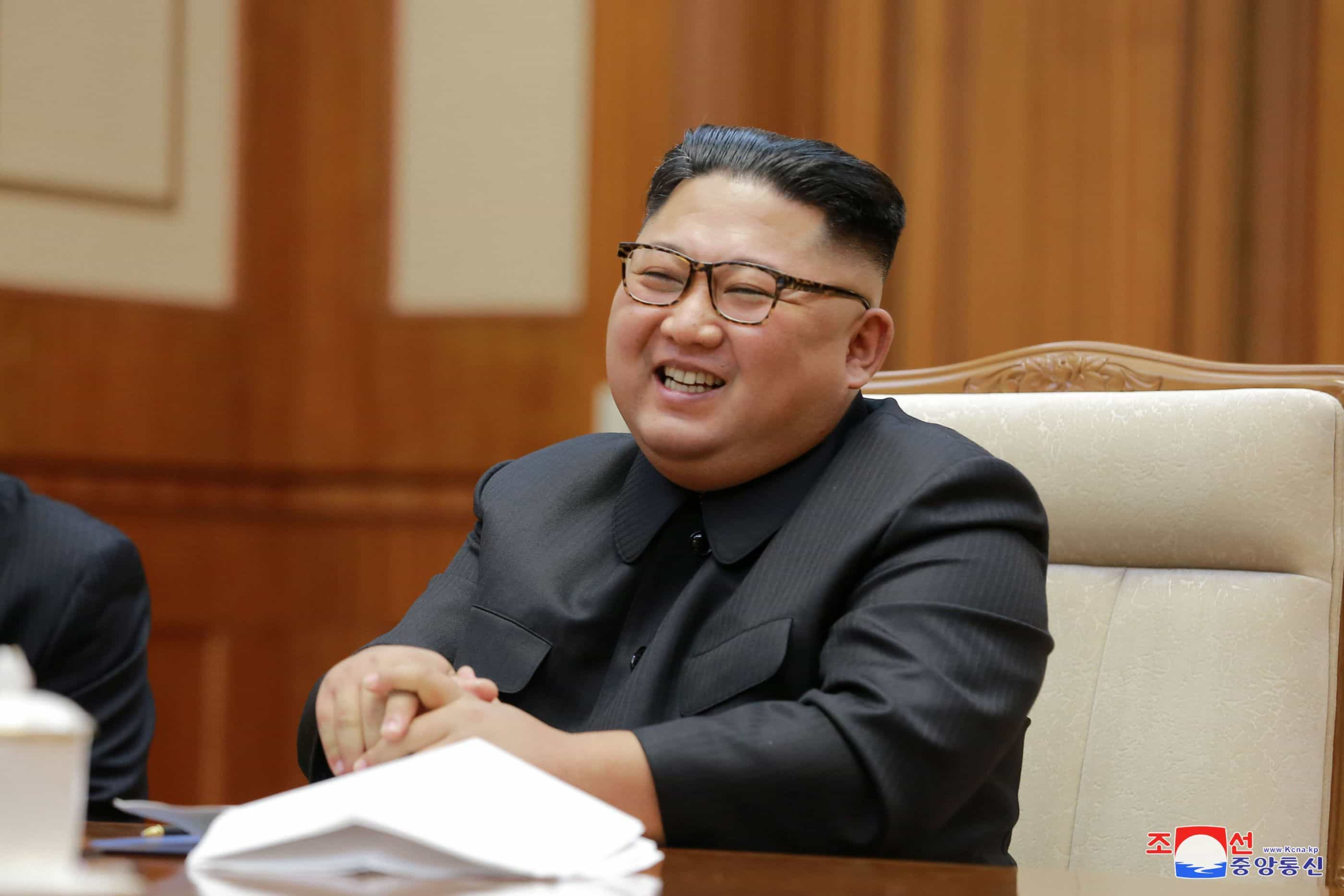 Kim Jong-un reeleito presidente do principal órgão de decisão da Coreia