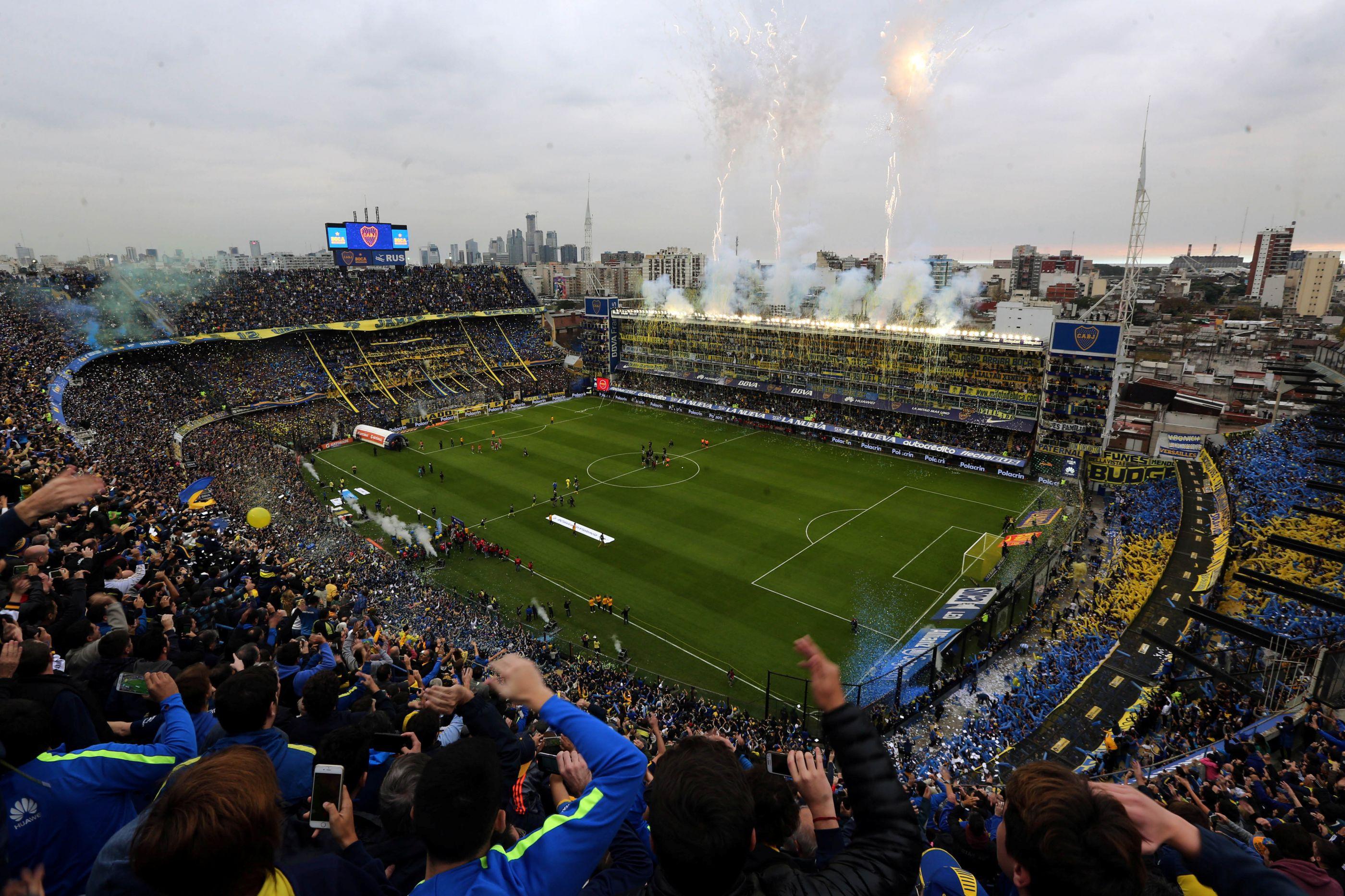 Taça Libertadores: Detido e deportado um dos líderes dos ultras do Boca