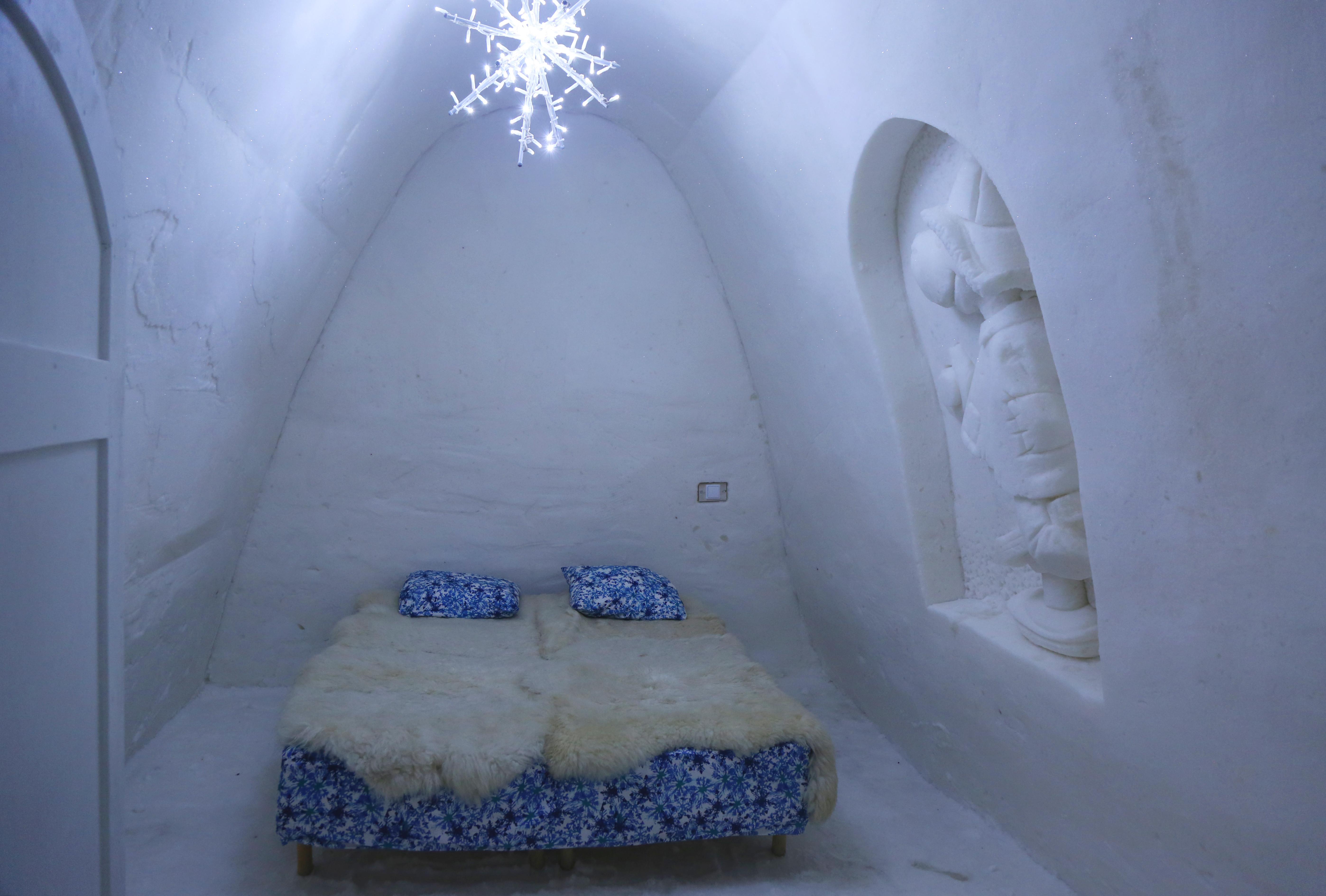 Os hotéis mais 'gelados' do mundo