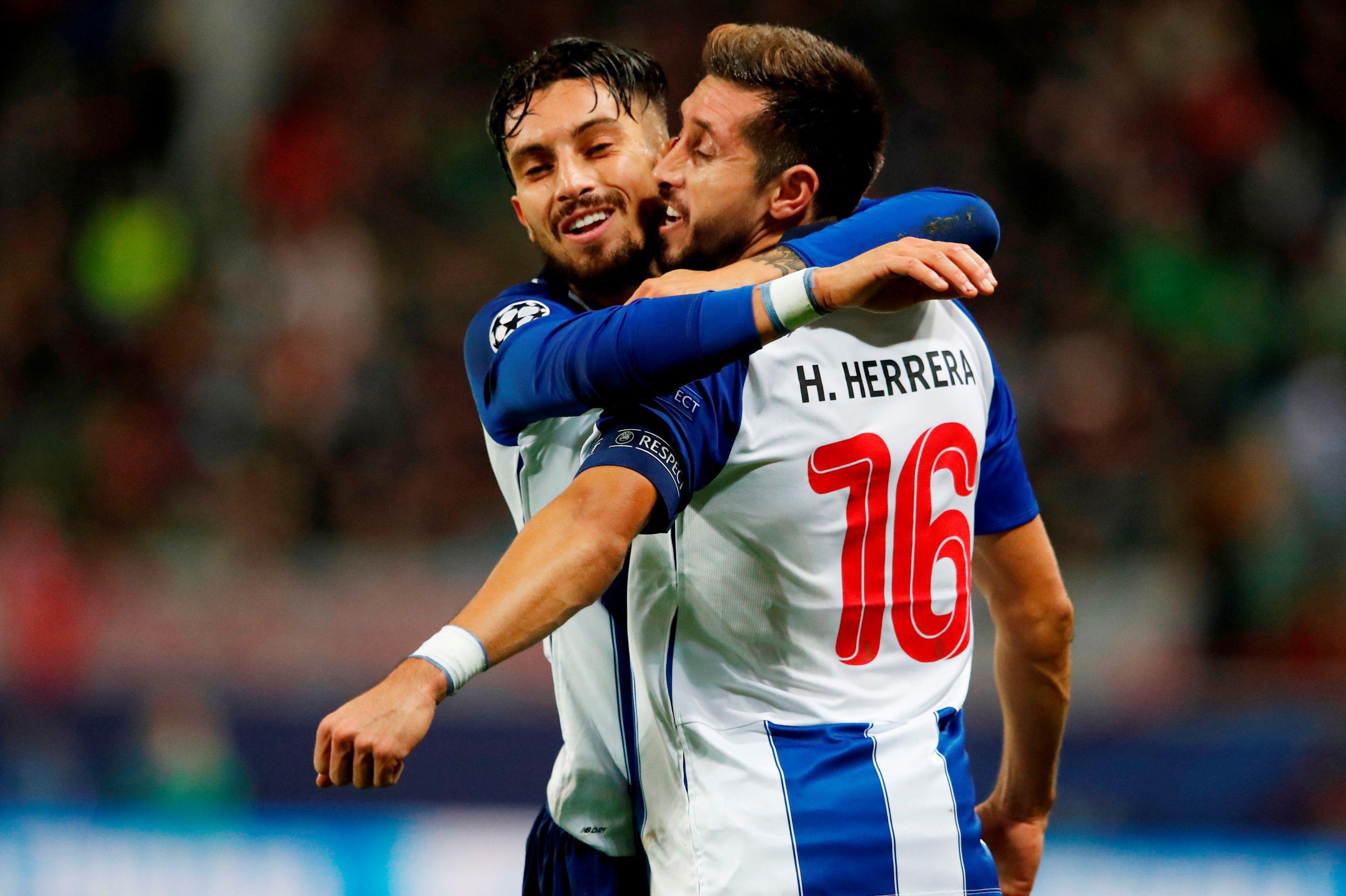 Atlético de Madrid 'amarra' Herrera e já negoceia Alex Telles
