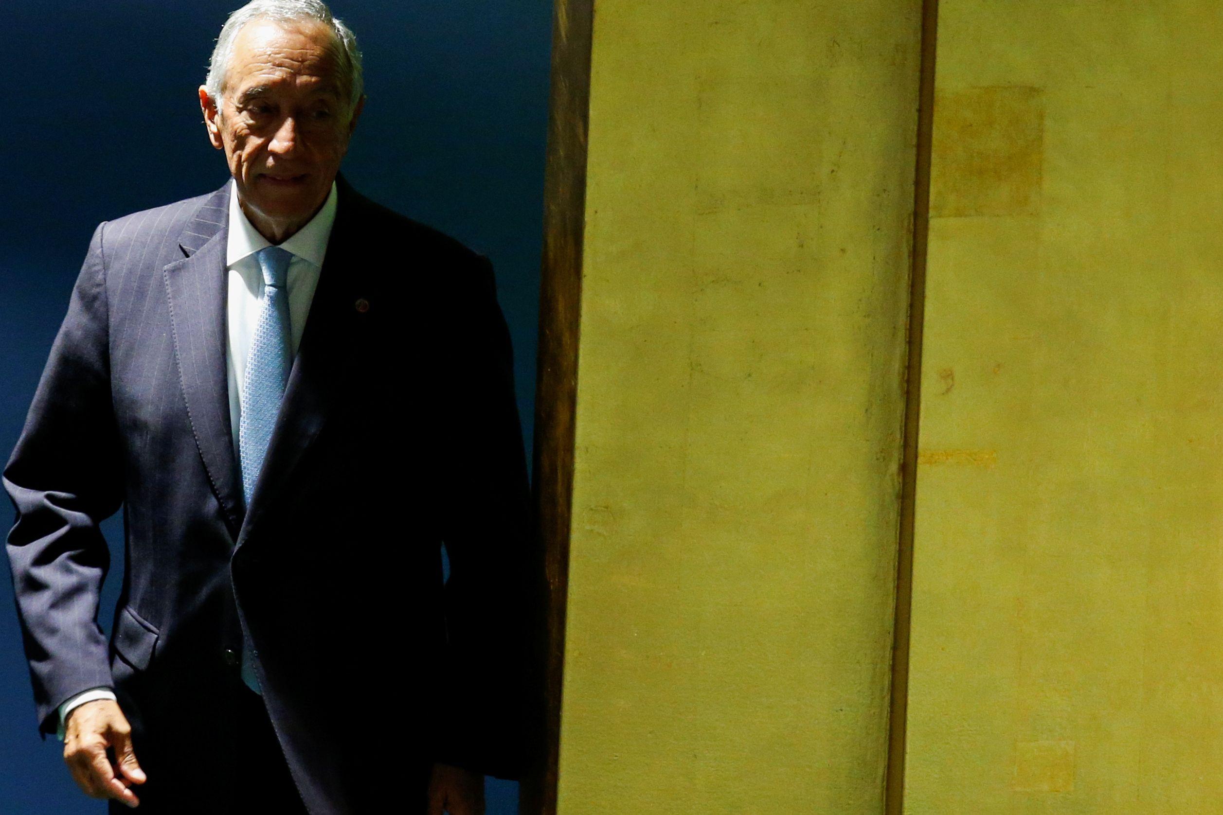Presidente Marcelo desloca-se amanhã à Madeira