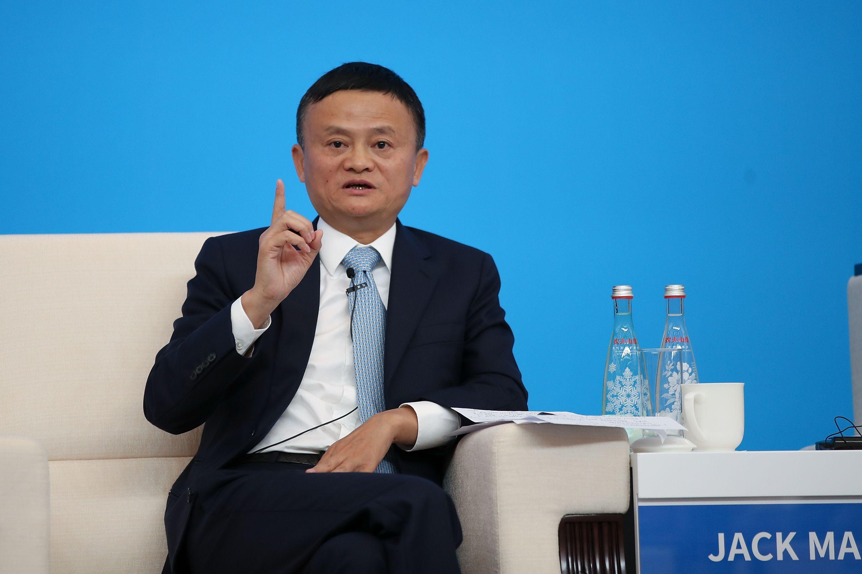 """""""A guerra comercial é a coisa mais estúpida do mundo"""", disse Jack Ma"""