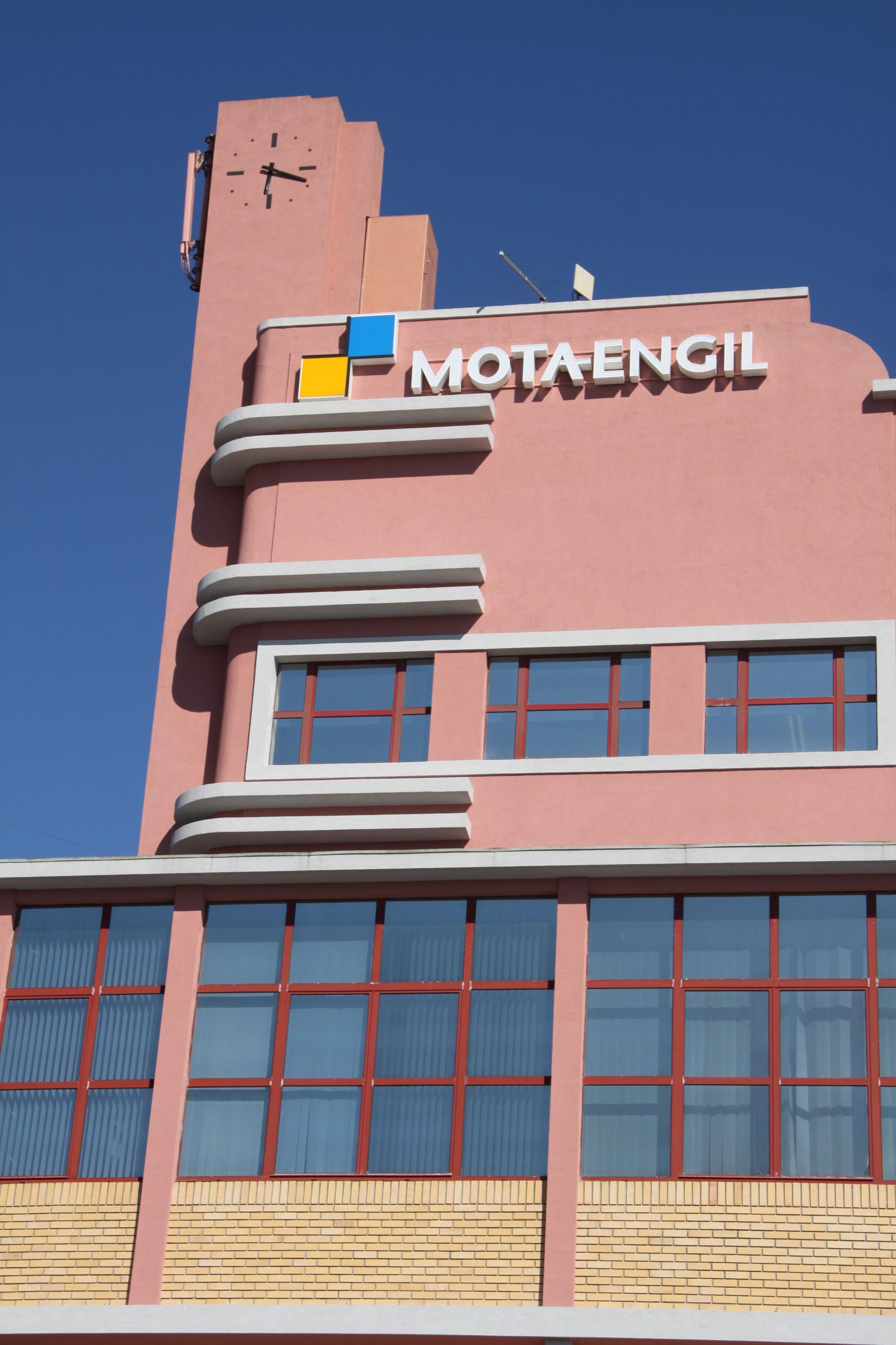 Mota-Engil condenada a multa de 906 mil euros por cartel