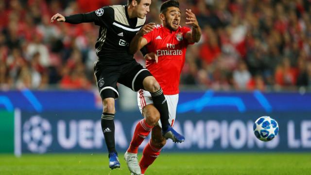 Maldição holandesa obriga o Benfica a esperar por um milagre