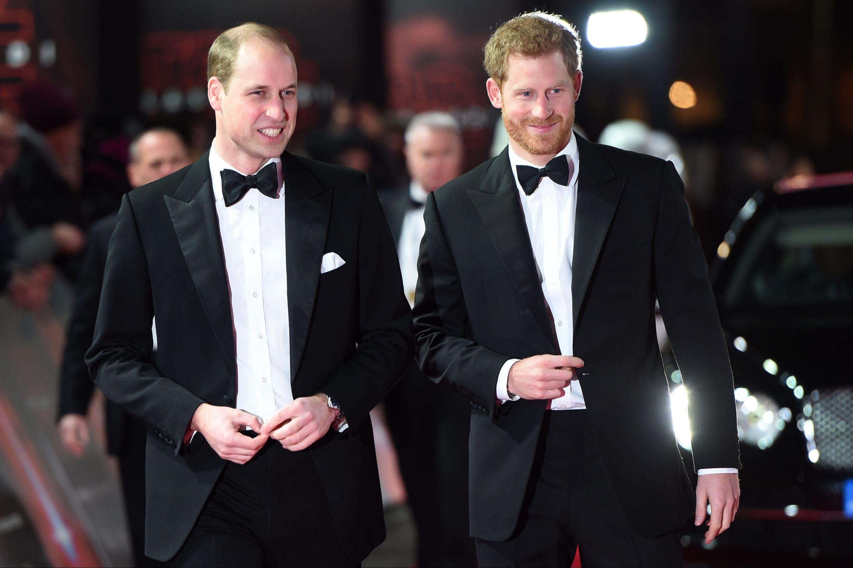 Relação entre príncipes William e Harry tremida. A razão? Meghan Markle