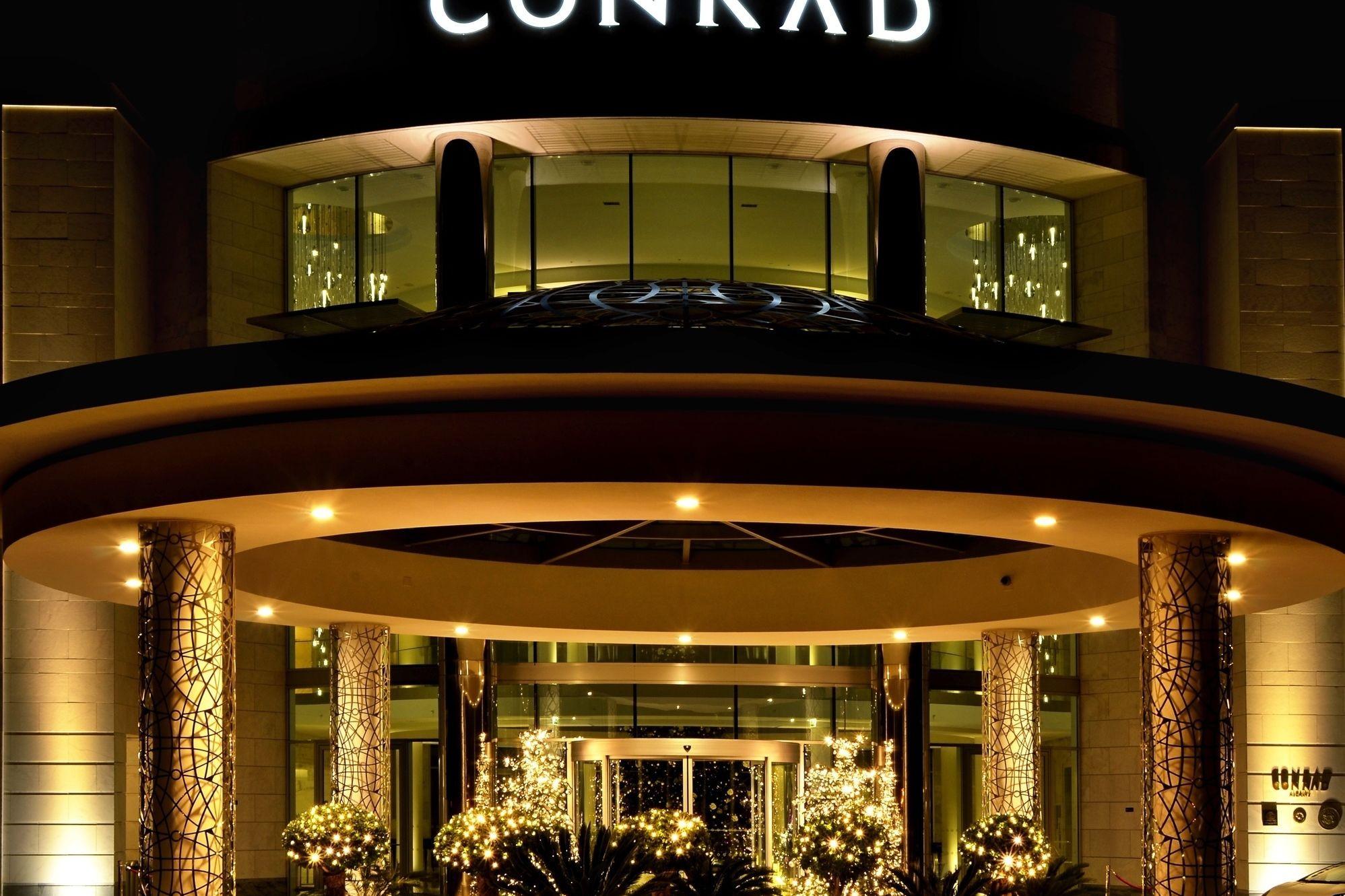 Conrad Algarve: Festejos únicos para o Natal e Ano Novo