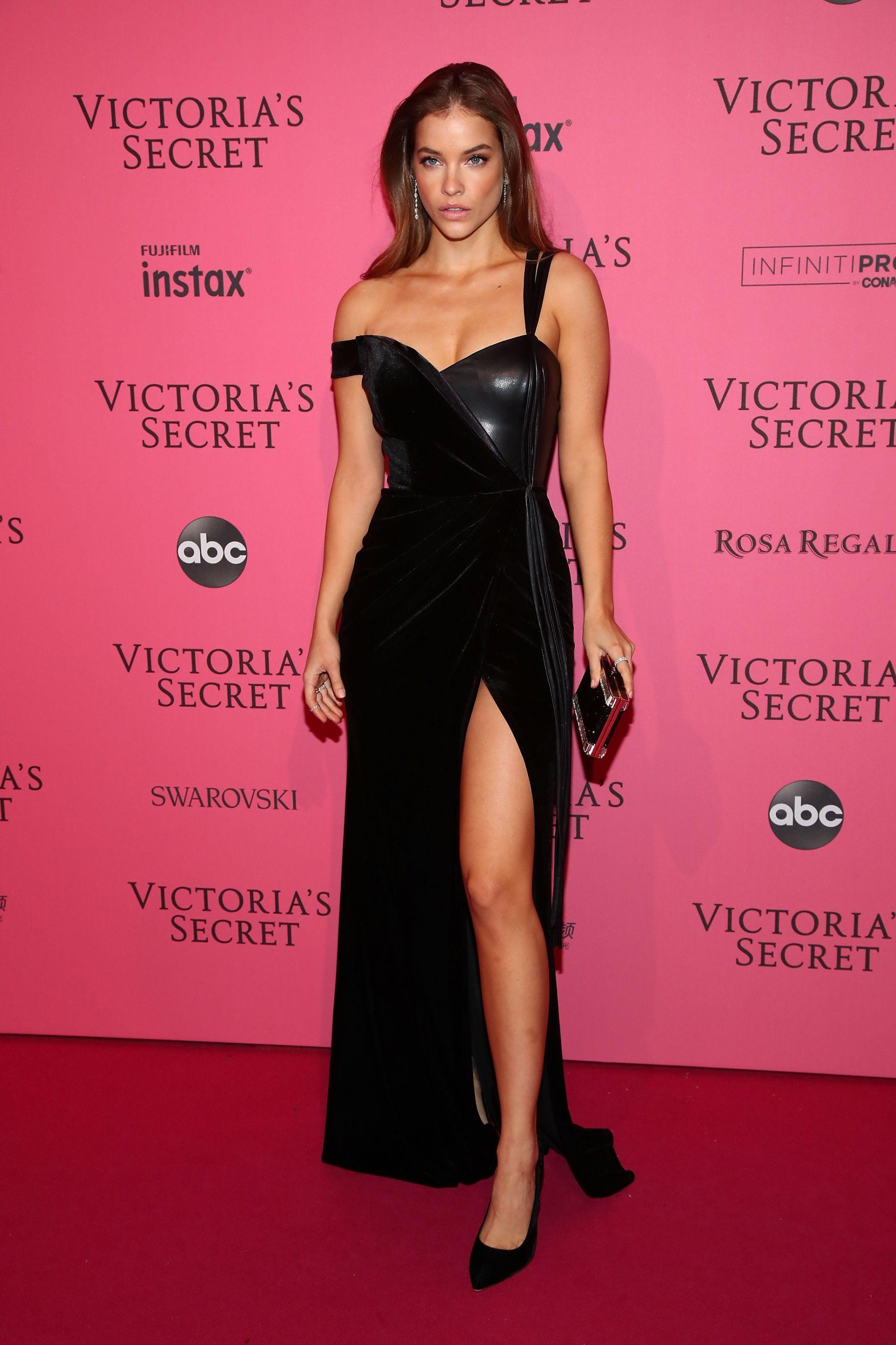 Victoria's Secret: Brilhos e transparências na 'after party'