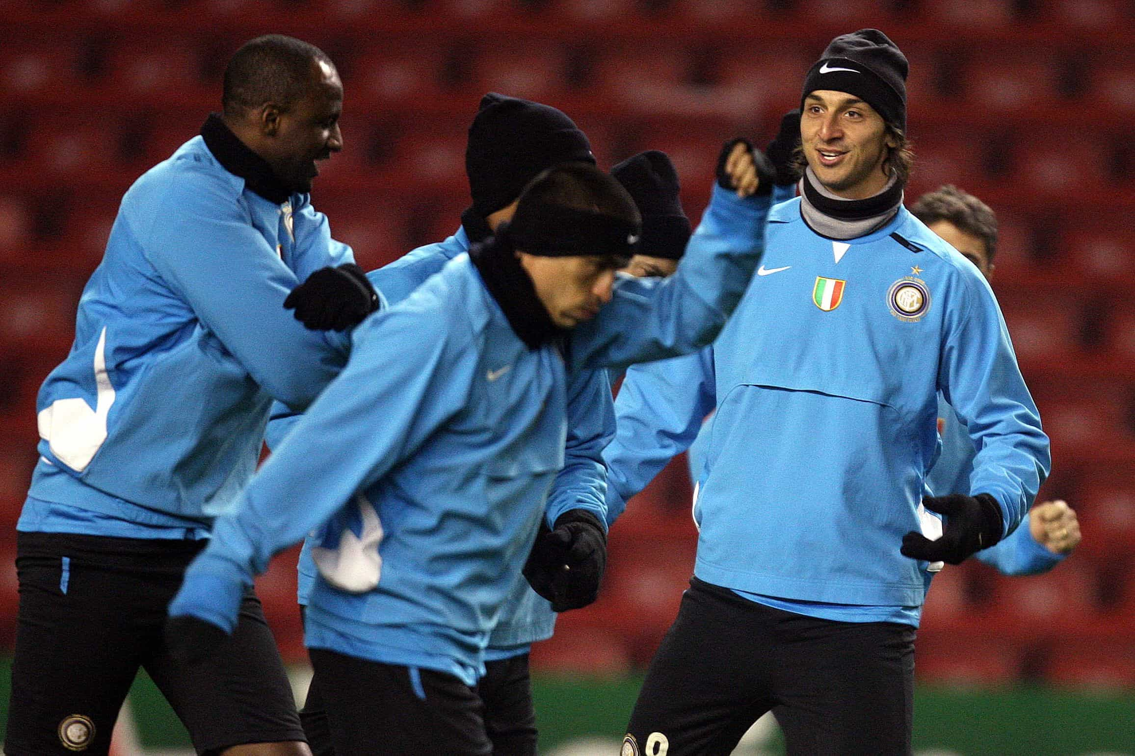 Ibrahimovic revela o nome do jogador que mais admira