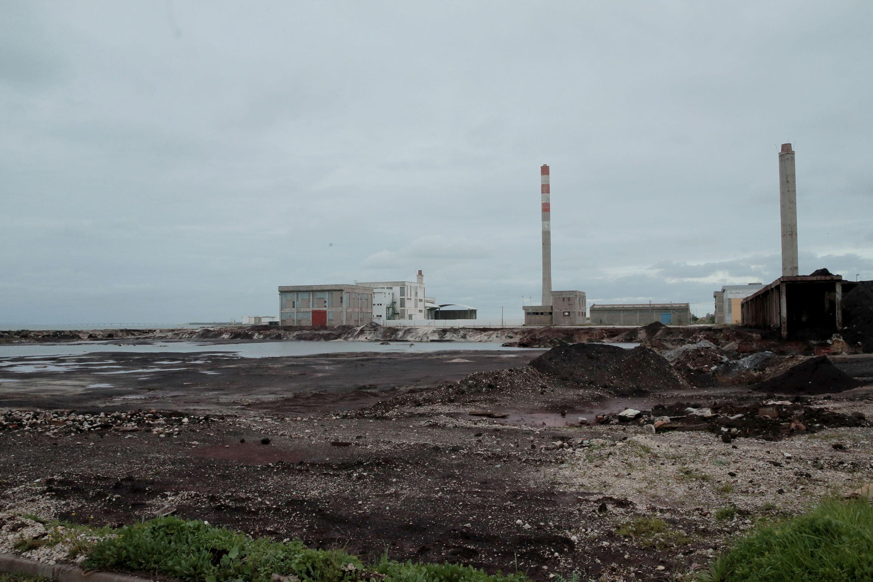 Investimento de 8,7 milhões para remover resíduos do parque do Seixal