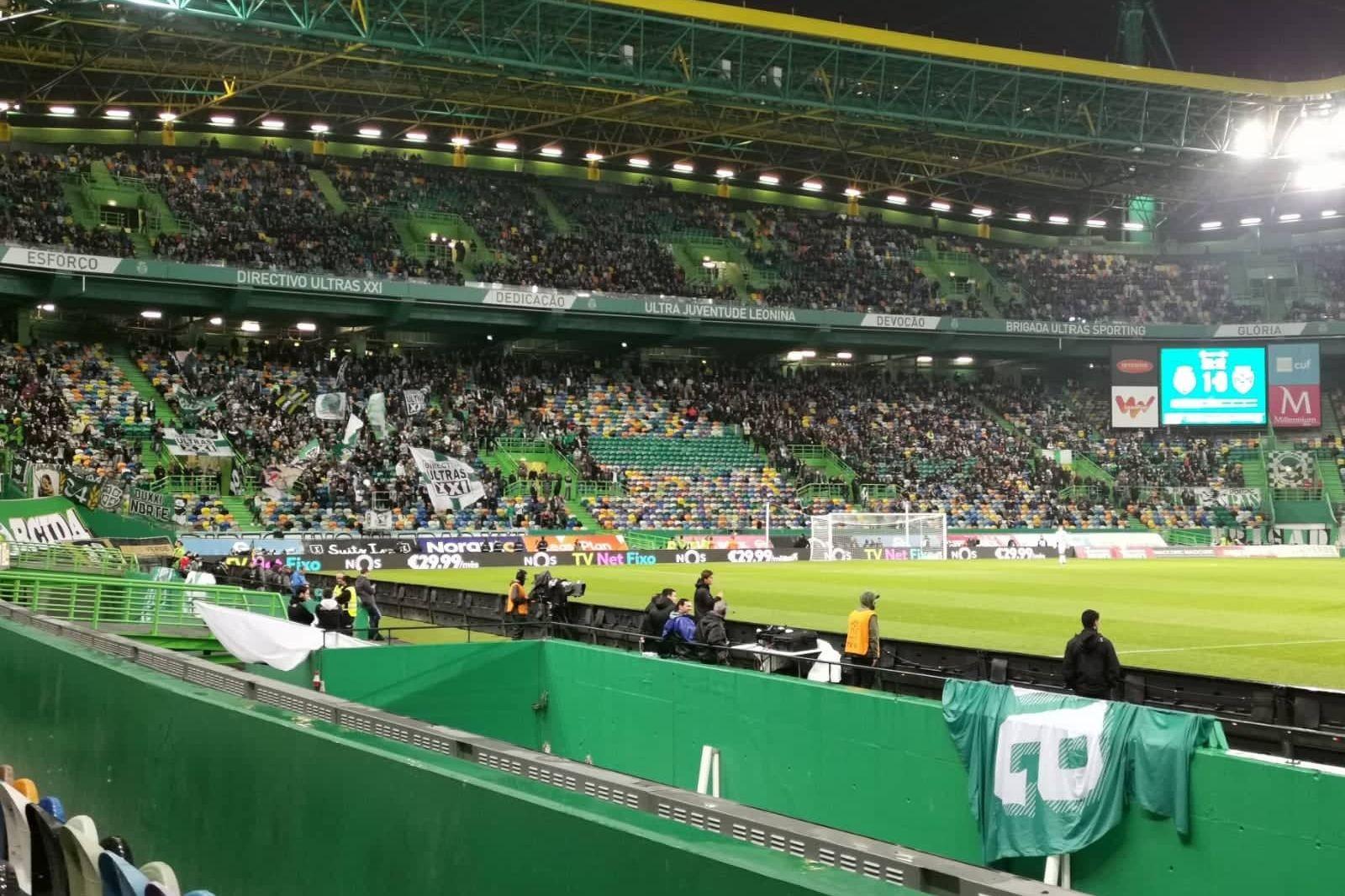 Sporting diz que empréstimo obrigacionista está a 3,5 milhões da emissão
